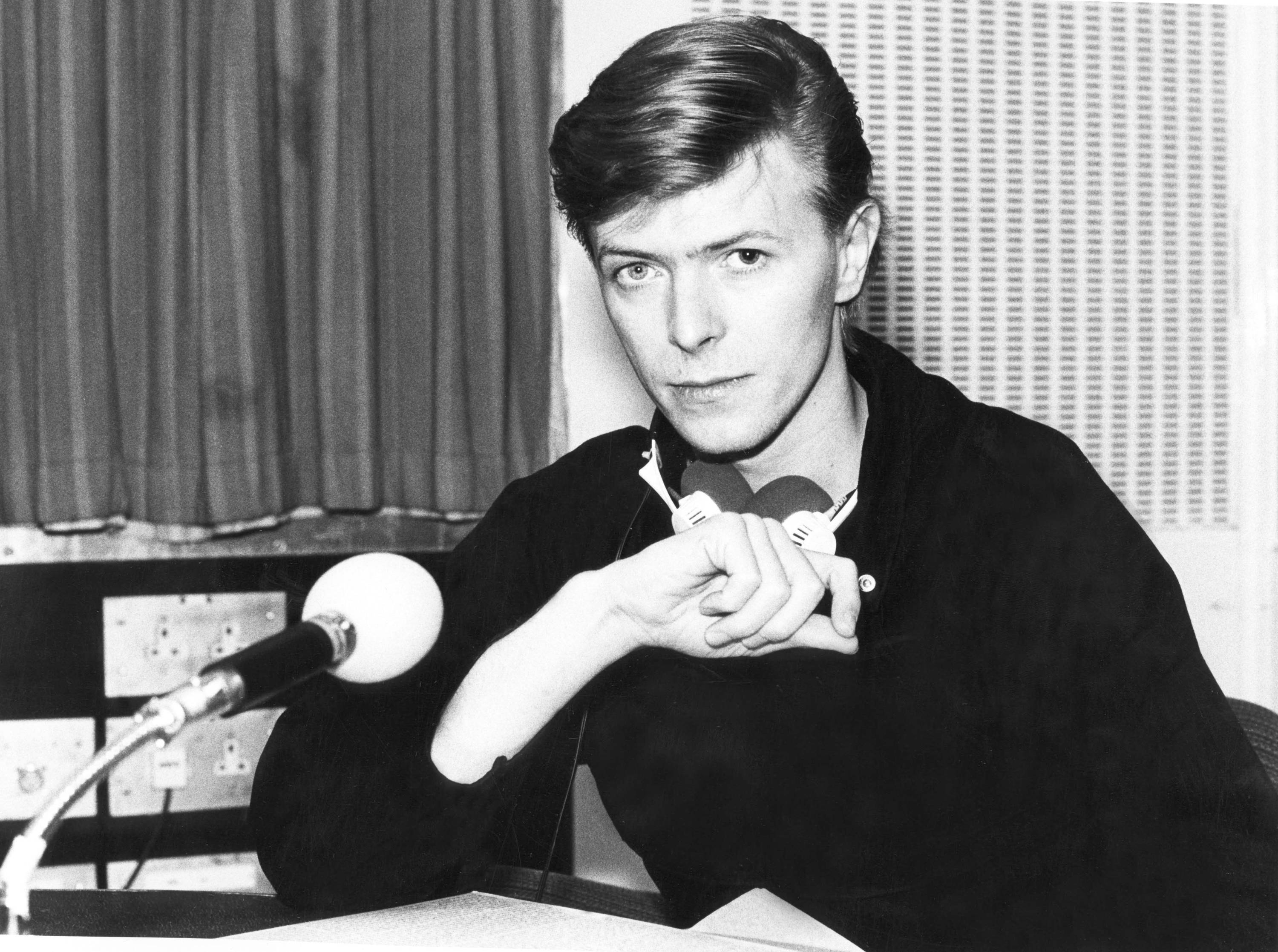 "Late music legend David Bowie stars in the documentary ""David Bowie:The Last Five Years,"" which debuted Jan. 8 on HBO."