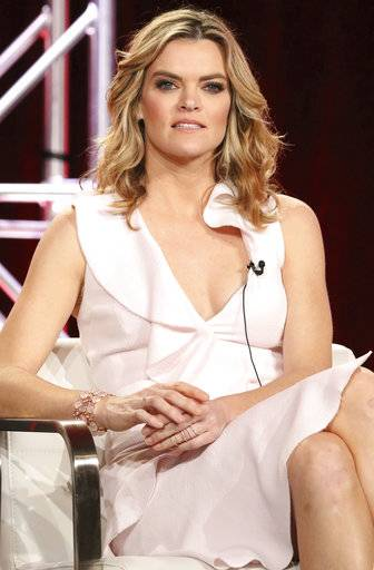 Missy Pyle participates in the 'Impulse' panel during the YouTube Television Critics Association Winter Press Tour on Saturday, Jan. 13, 2018, in Pasadena, Calif. (Photo by Willy Sanjuan/Invision/AP)