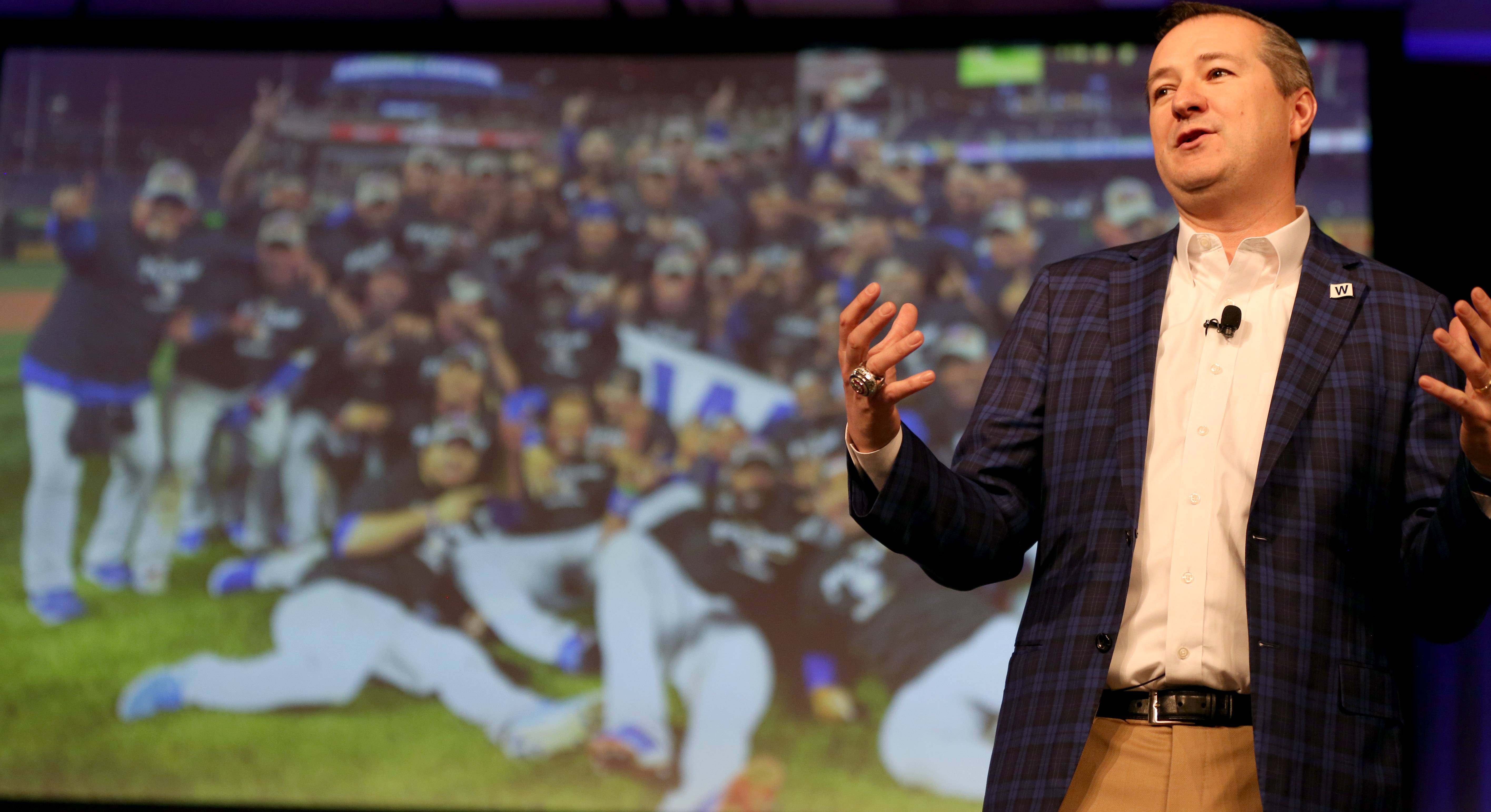 Plenty of quips and quotes keep Cubs Convention entertaining and lively