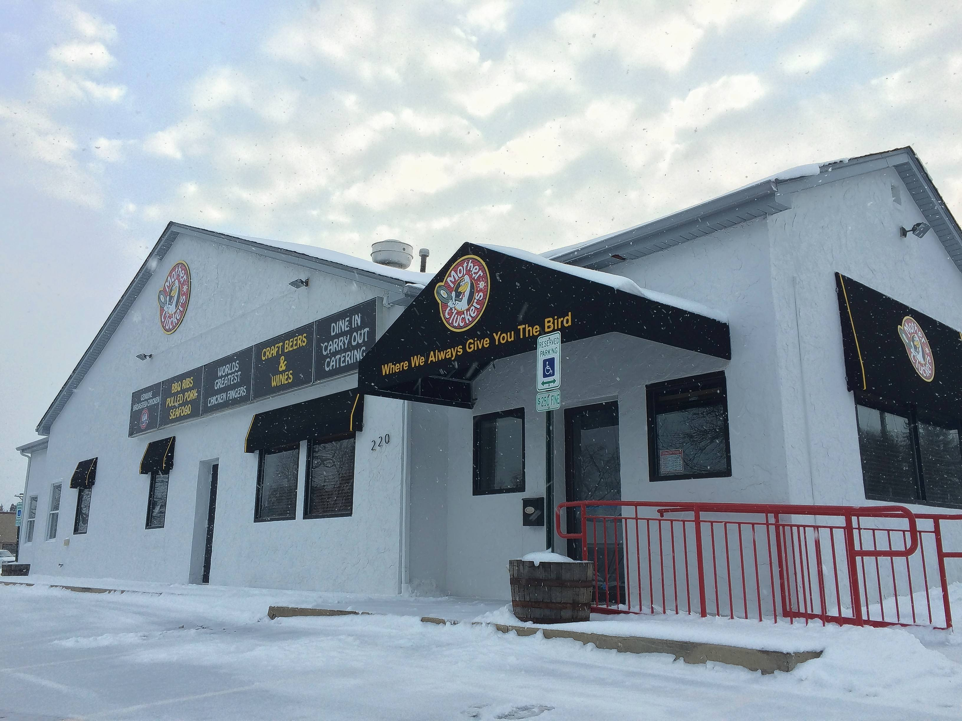 Mother Cluckers Kitchen on Northwest Highway at Colfax Street has received approval for a liquor license as its owners prepare to open their first suburban location in Palatine.