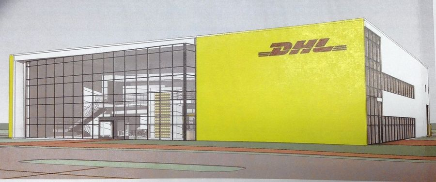 DHL changes location of proposed 'Innovation Center' in Rosemont