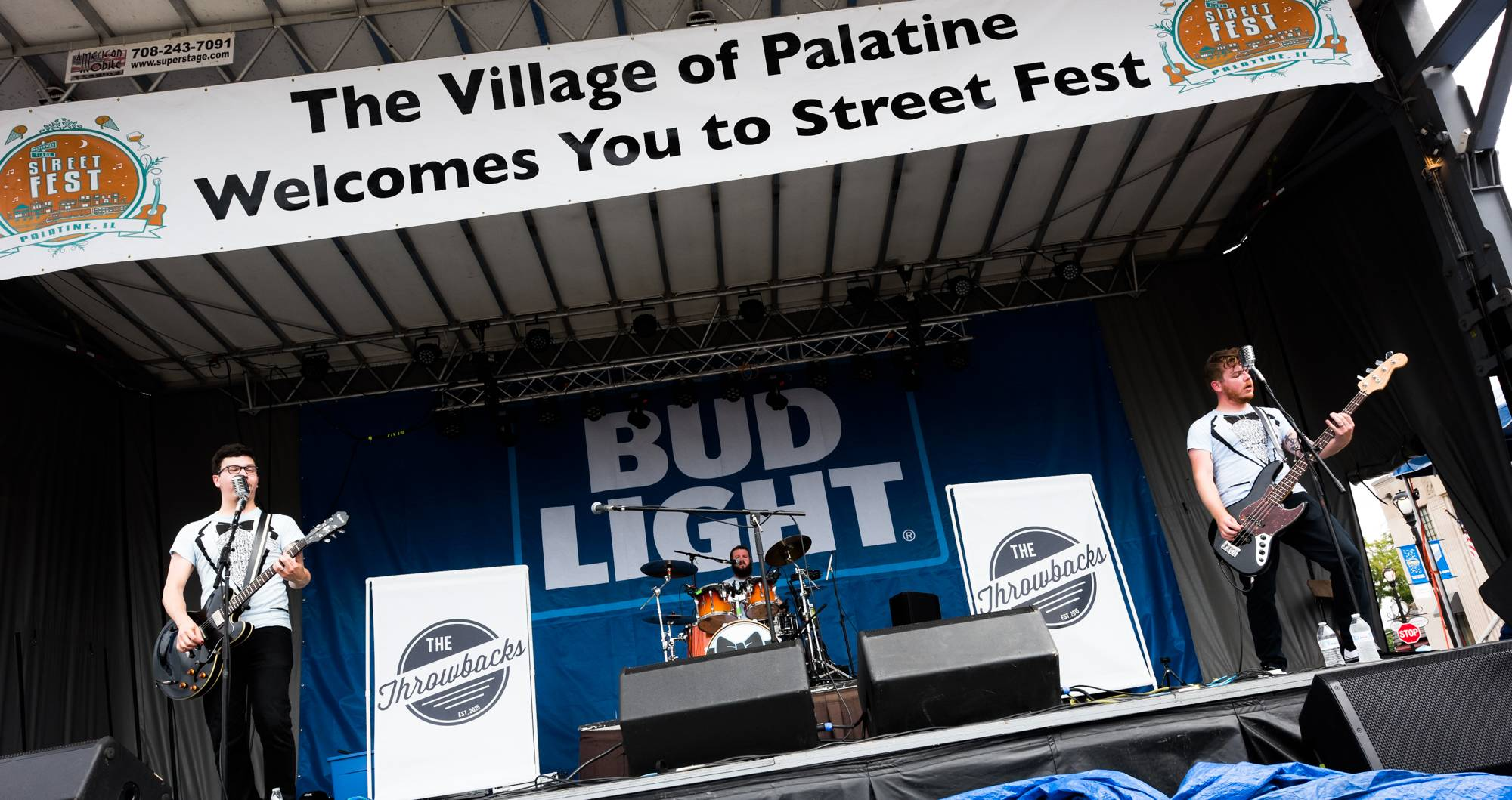 Palatine's annual downtown Street Fest might schedule headlining bands earlier this year, one of several minor changes proposed for the downtown festival.