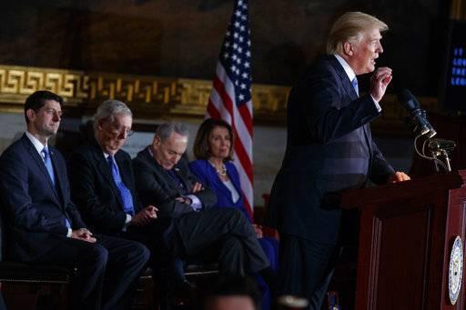 Trump the dealmaker comes up short ahead of shutdown