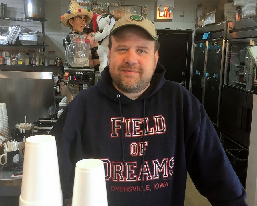 Jeff Turner of In the Neighborhood Deli plans to open Dream Hall at 51 in Elgin this spring.