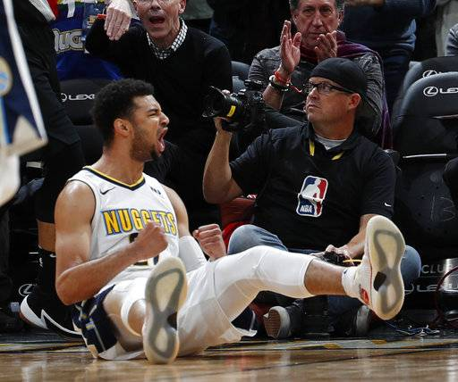 Denver Shooting January 2018: Murray's 38 Points Lead Nuggets Over Trail Blazers 104-101