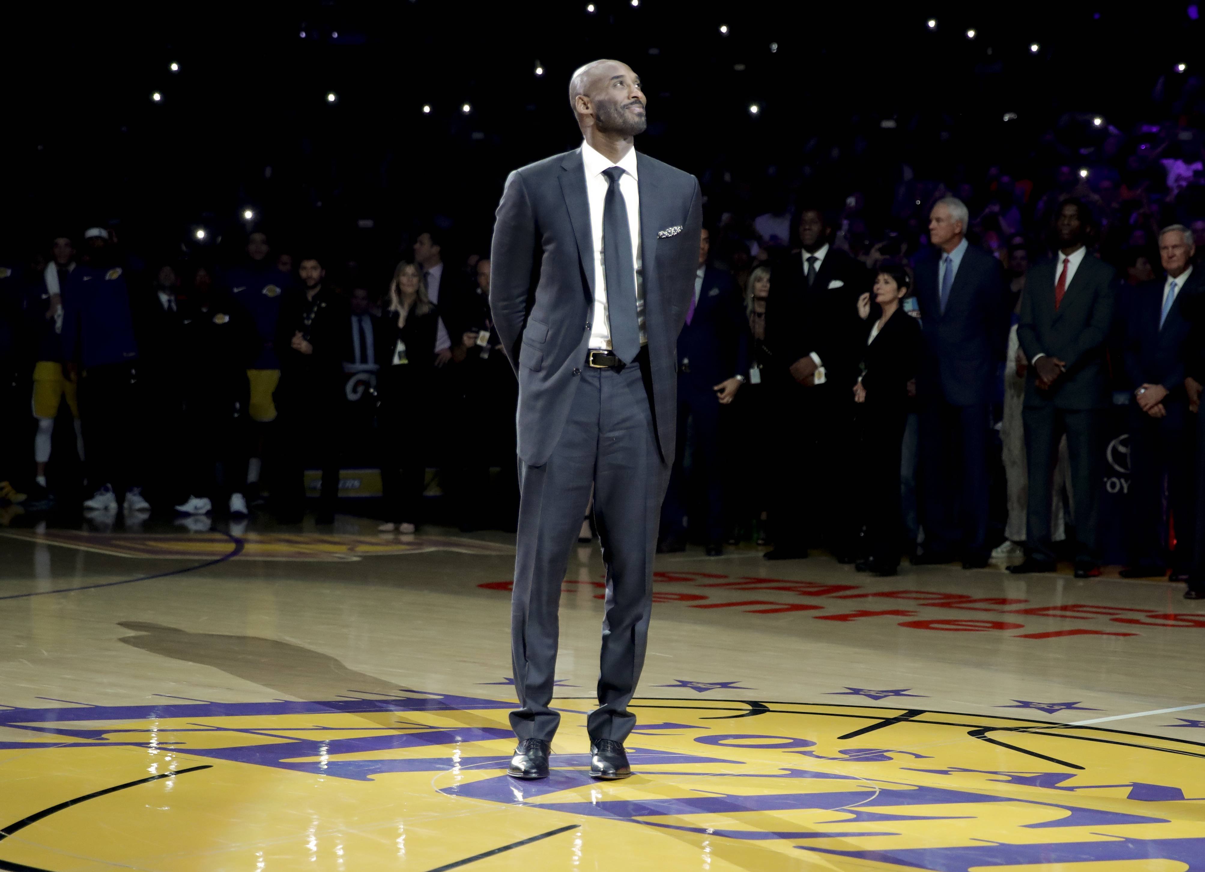 "Kobe Bryant is nominated for an Oscar in the animated short category for ""Dear Basketball,"" based on a poem he wrote in 2015 announcing his impending retirement from basketball."