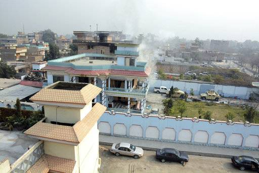 Militants attack afghan offices of children 39 s ngo killing 3 - Save the children press office ...