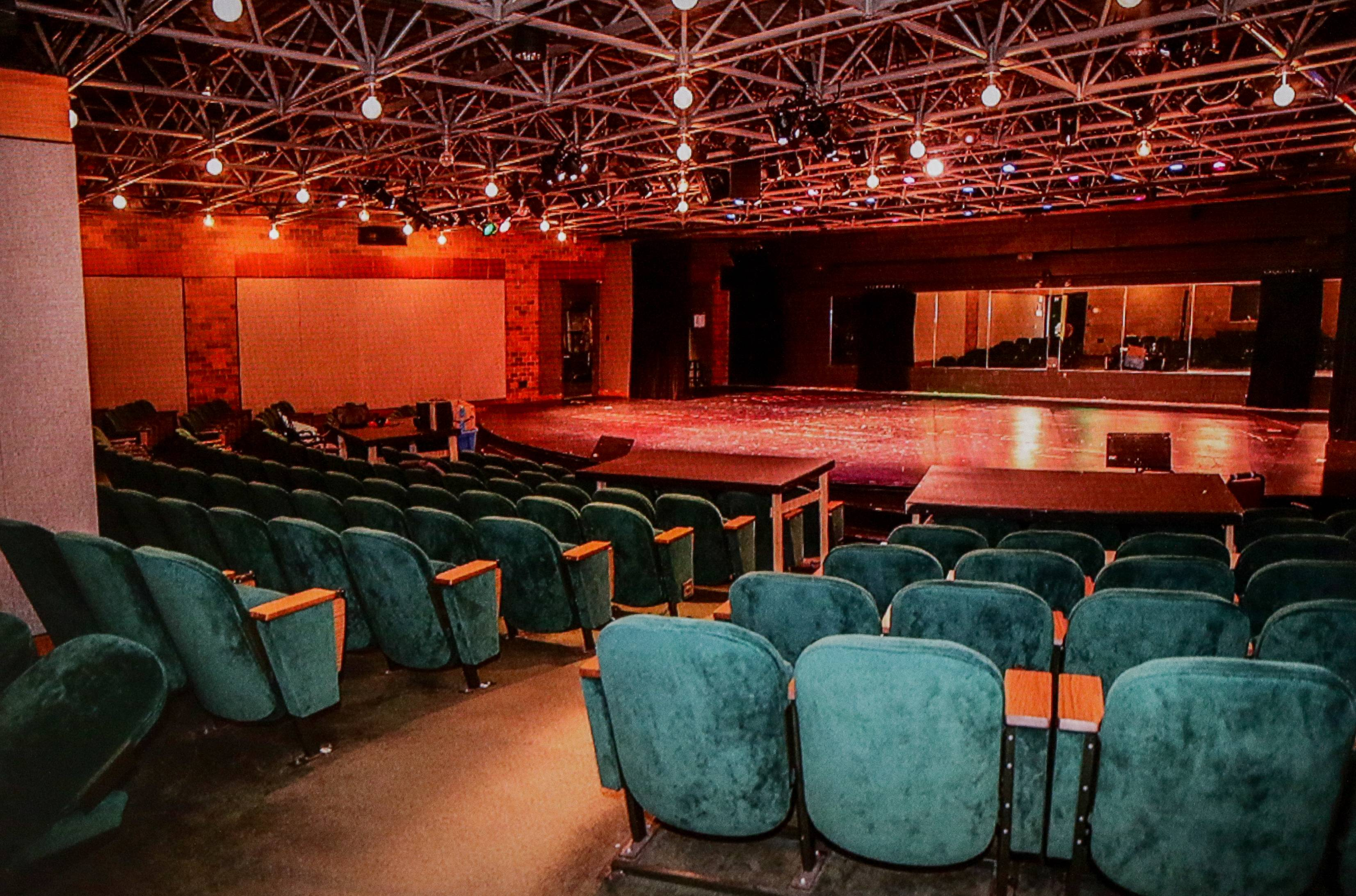 The Copley Theatre opened in 1981 in Aurora and hasn't seen many upgrades since. But it's scheduled to get a $1 million facelift as part of the Paramount Theatre's $4.5 million Act 2 capital campaign, which launched Thursday.