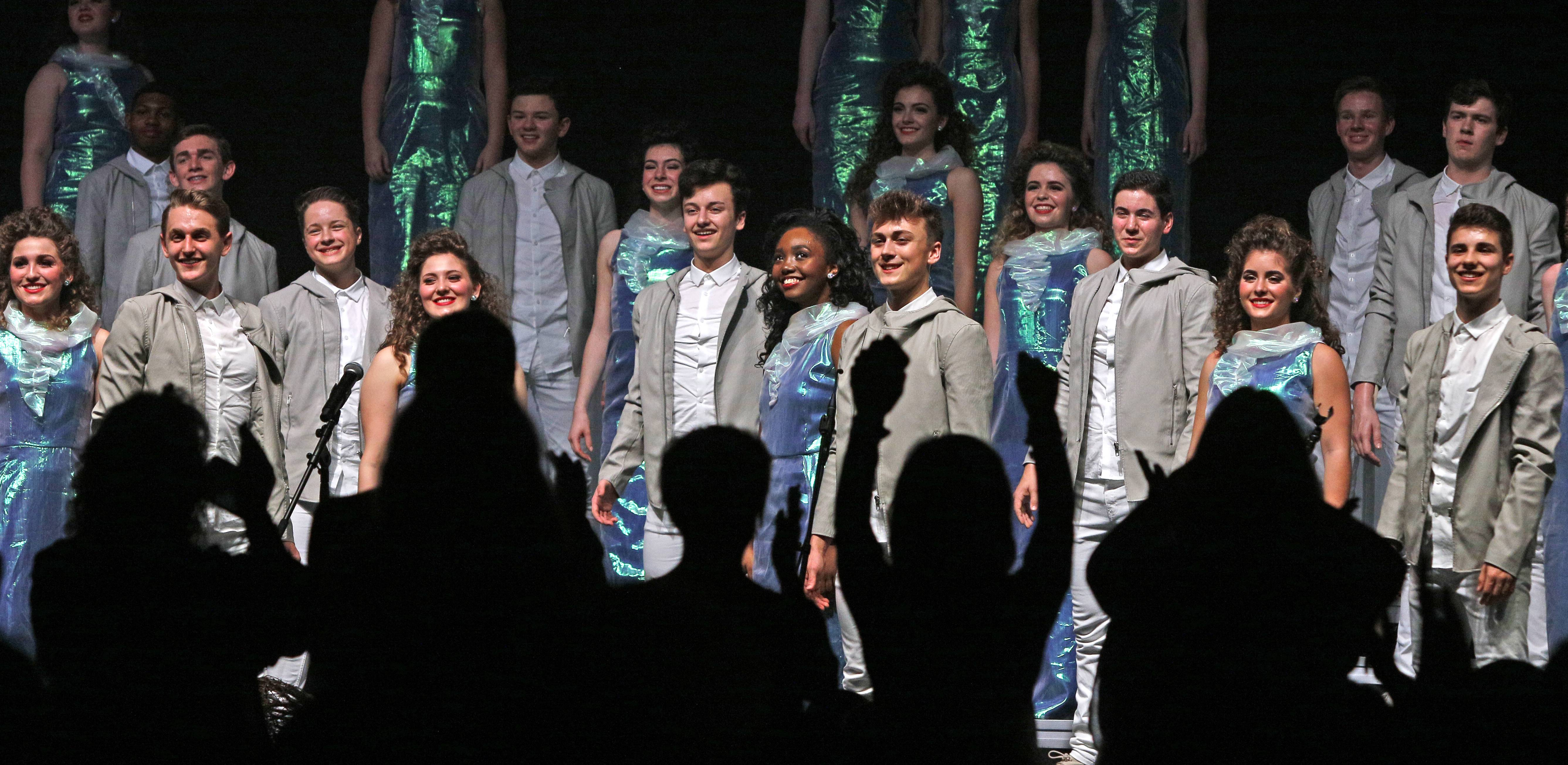 Show choirs to battle for boxing belt in Naperville