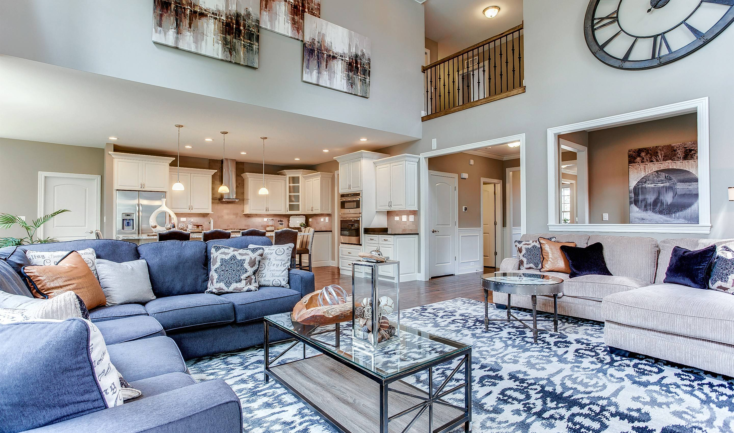 K Hovnanian Homes Stays In Step With Todays Style