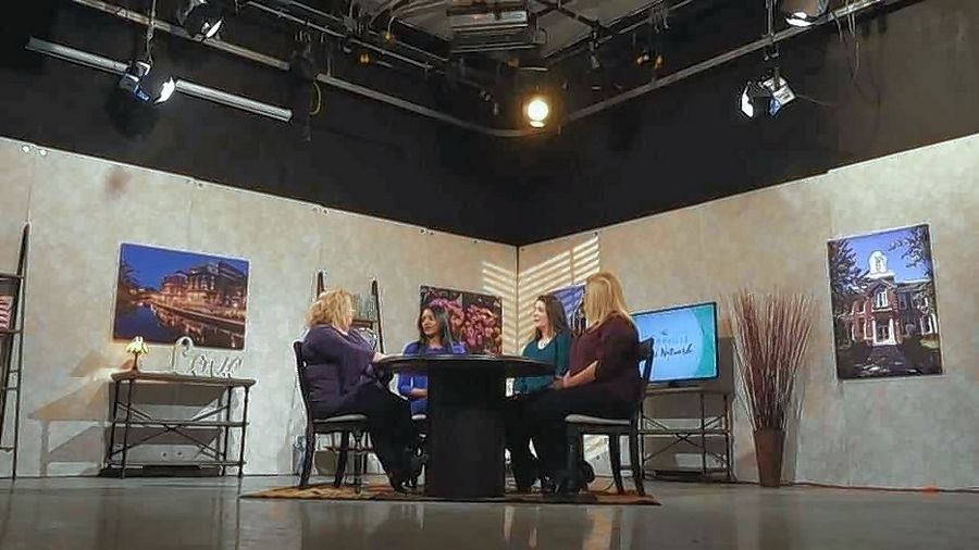 "Four Naperville mothers -- Cathy Subber, Patti Minglin, Saritha Arellano and Erika Lopez -- are the stars of a new talk show set to air monthly on NCTV-17 beginning at 9 p.m. Thursday, Feb. 1. The show, called ""Naperville Moms Network,"" will address two motherhood topics each month with humor and honesty."