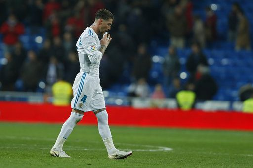 Sergio Ramos Soccer Real Madrid Stadium Soccer Pitches: Injured Ramos & Isco To Miss Real Madrid's Match At Valencia