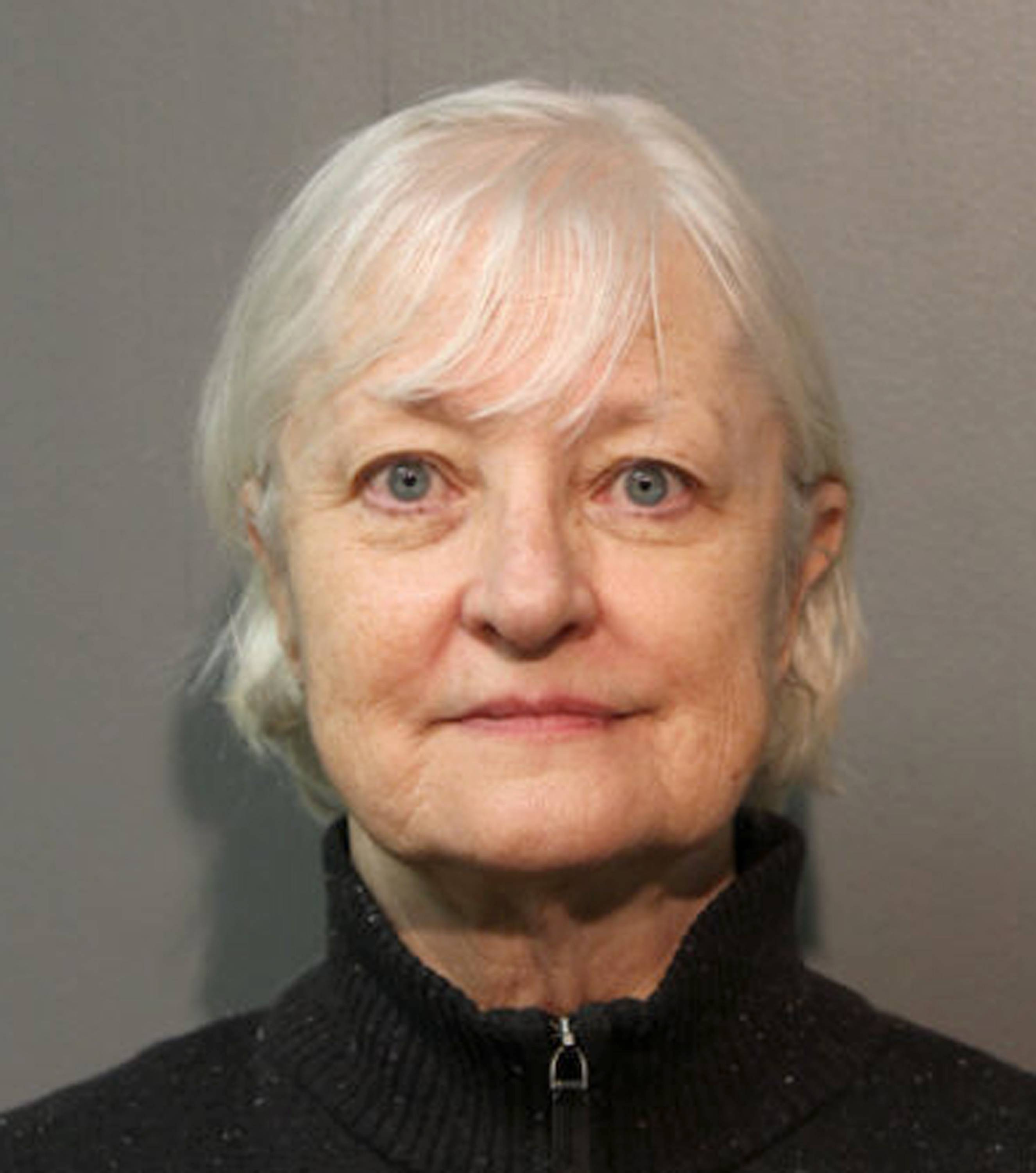 Marilyn Hartman, a Grayslake woman with a long history of boarding plans without a ticket, was arrested again early Sunday at O'Hare International Airport.