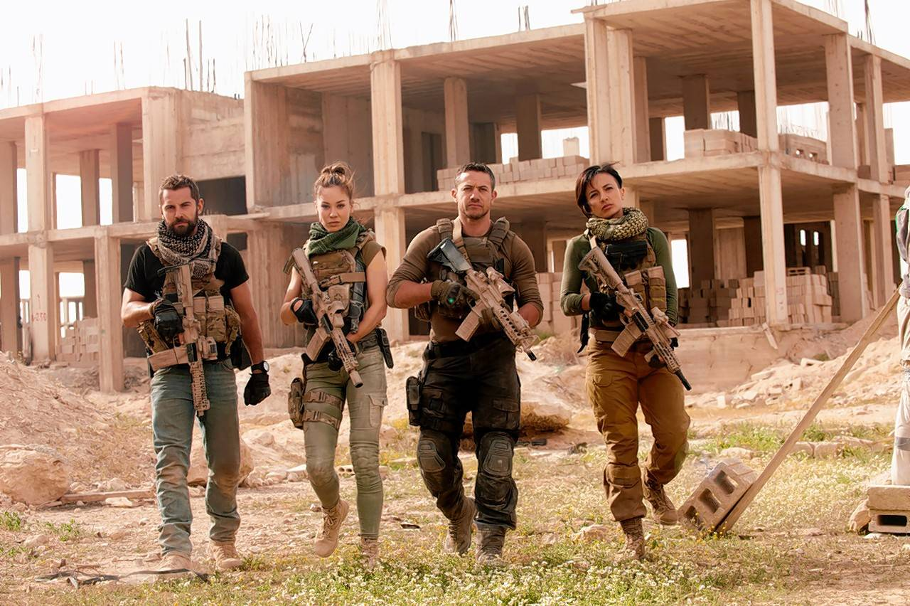 "A new team (Daniel McPherson, Roxanne McKee, Warren Brown and Alin Sumarwata) comes together to pursue a terrorist when the fifth season of ""Strike Back"" debuts on Cinemax."