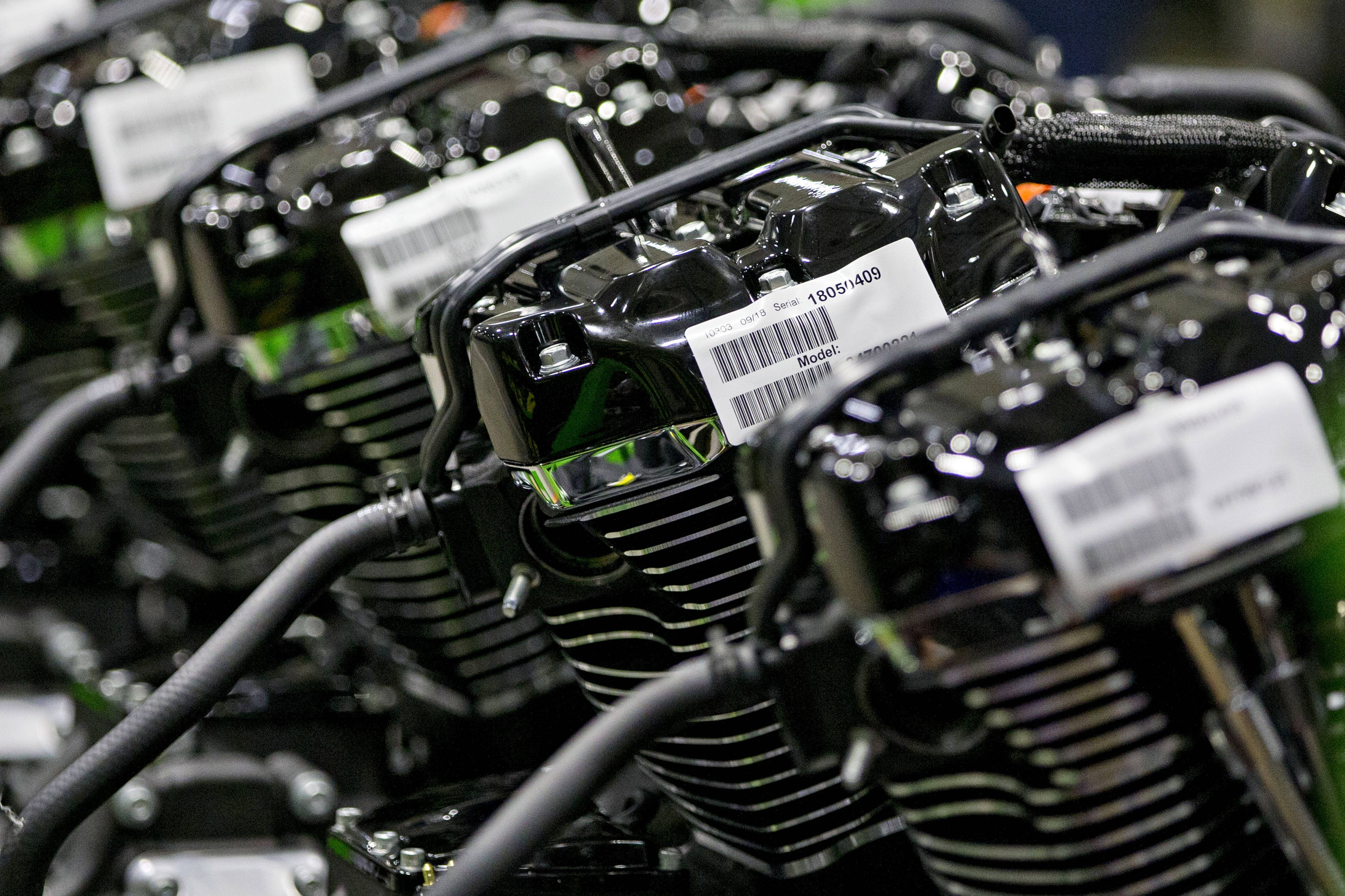 Milwaukee-based Harley-Davidson Inc. will close its factory in Kansas City, Missouri, and consolidate production in York, Pennsylvania, according to a statement Tuesday.