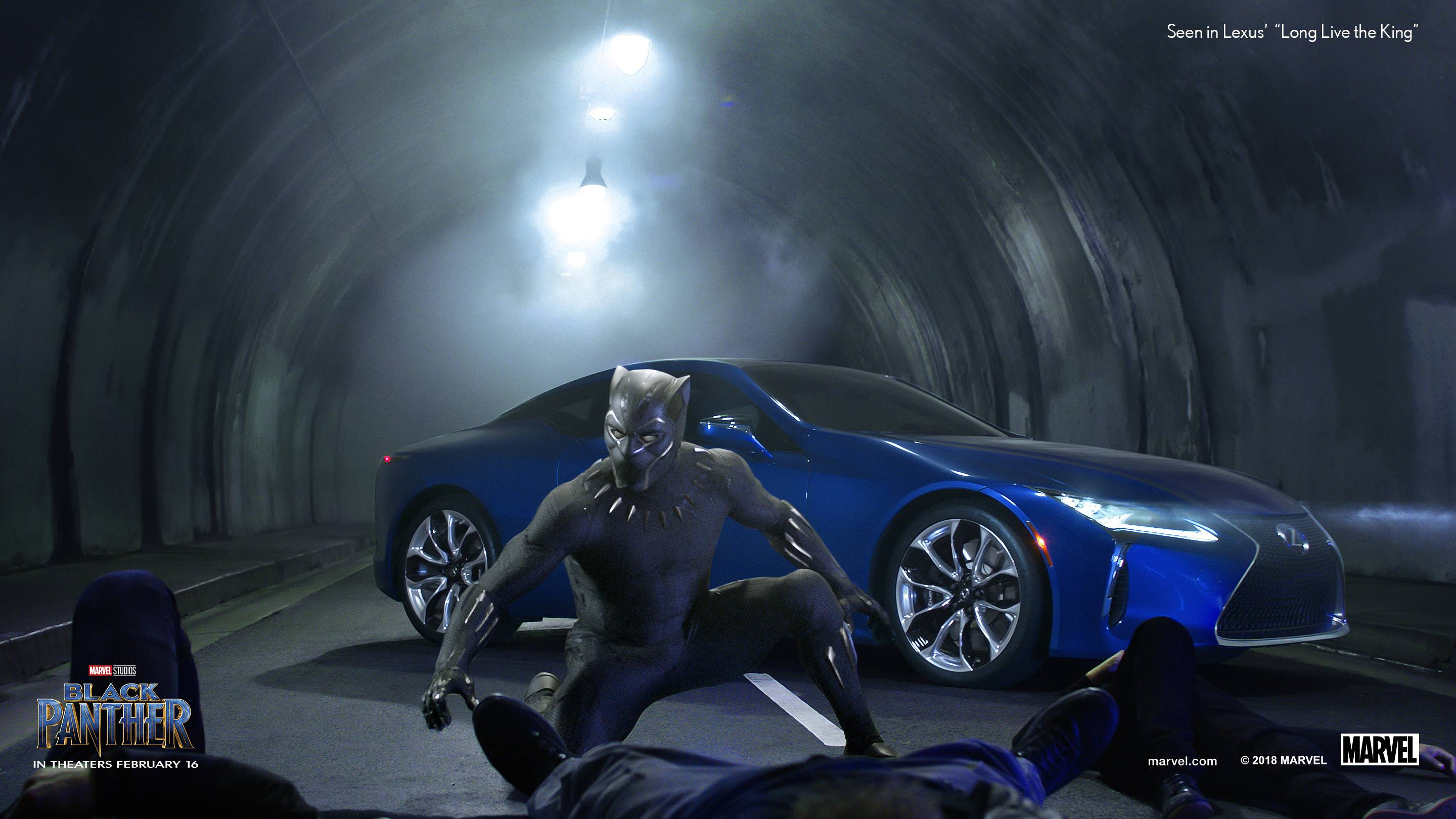 "Lexus' ""Black Panther"" Super Bowl spot. For the 2018 Super Bowl, marketers are paying more than $5 million per 30-second spot to capture the attention of more than 110 million viewers."