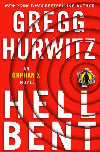 "This cover image released by Minotaur shows ""Hellbent,"" by Gregg Hurwitz. (Minotaur via AP)"