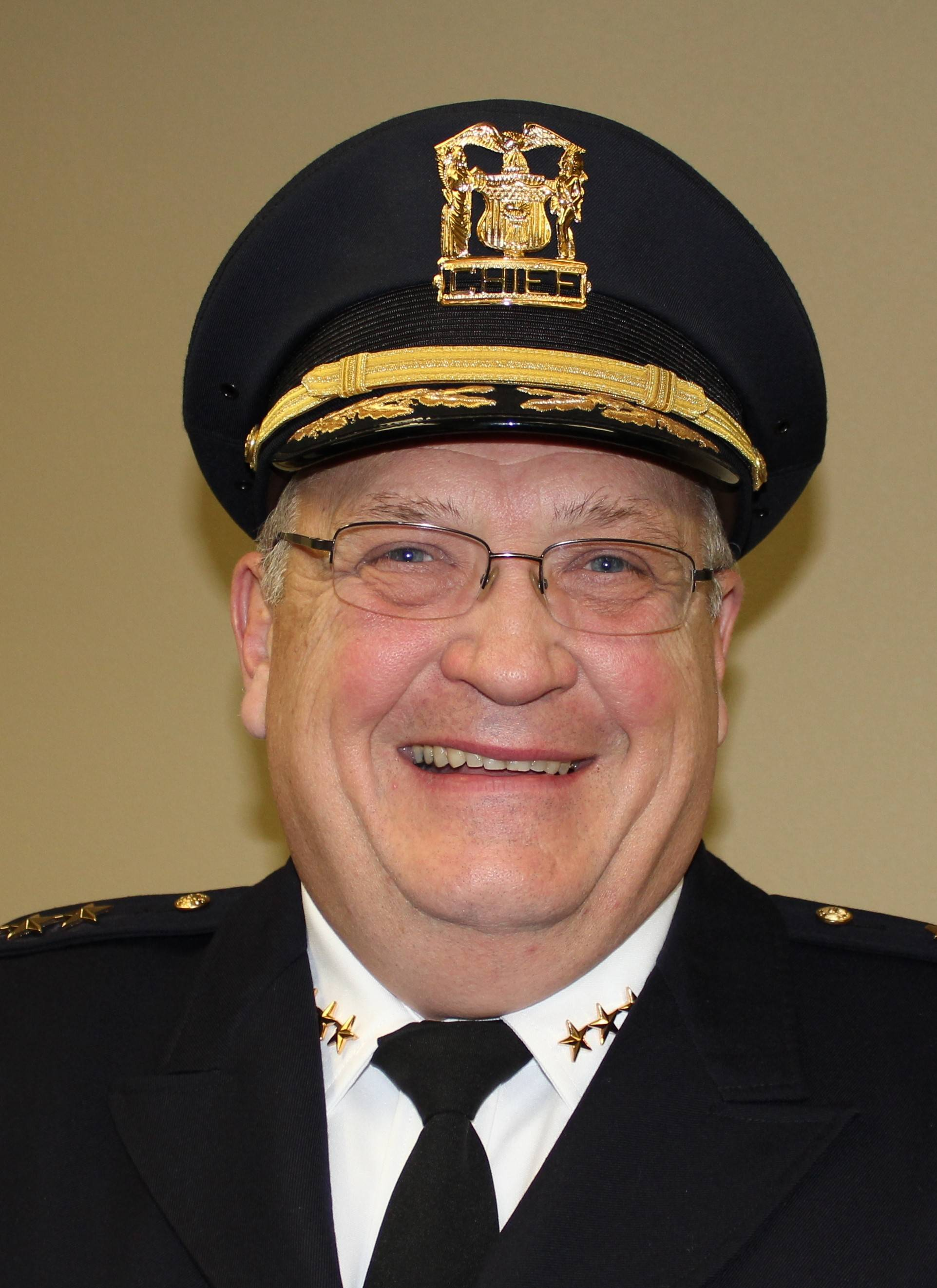 Des Plaines Police Chief Bill Kushner