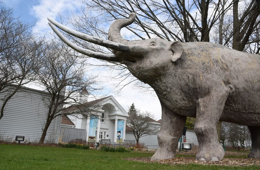 The former Lake County Discovery Museum at the Lakewood Forest Preserve near Wauconda was closed in 2016. It will reopen with a new look and name March 24 in Libertyville.