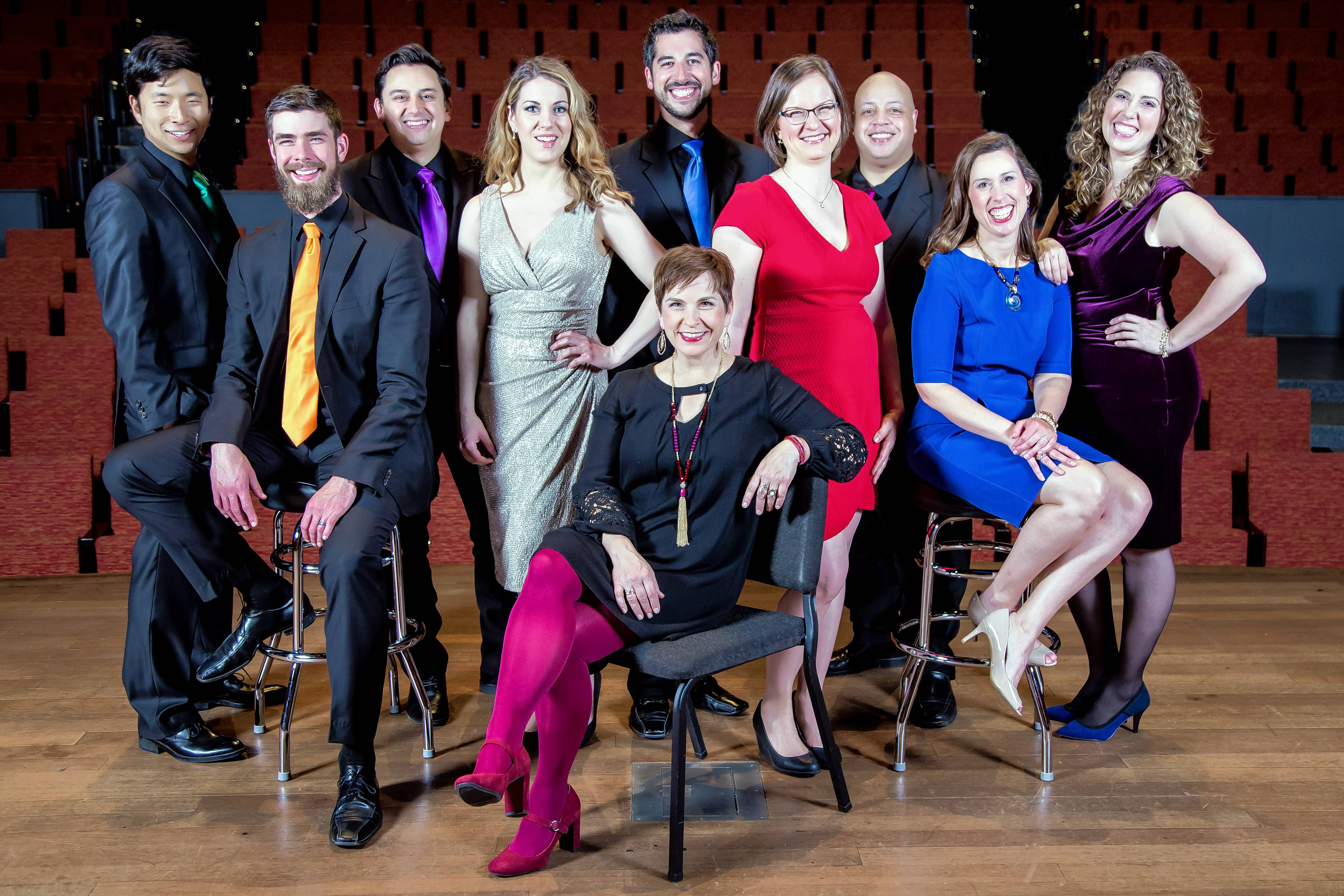 "Chicago a cappella performs ""Love Stories,"" a Valentine's concert, Saturday, Feb. 17, in Naperville."