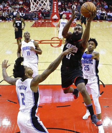 James Harden Yearly Stats: Harden Has First 60-point Triple-double In NBA History
