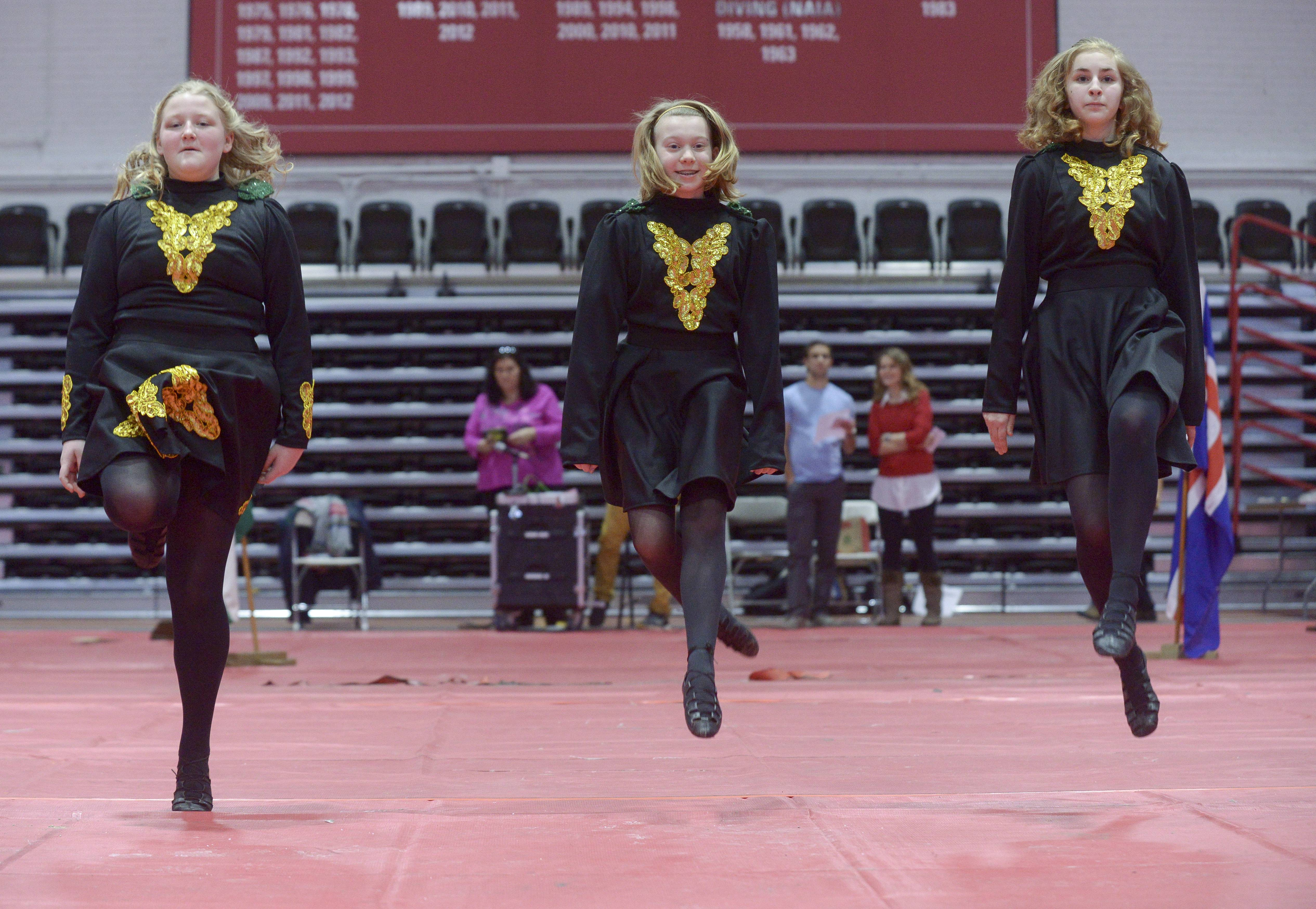 "Dancers from the Weber Irish Dancers will perform again at the annual ""Around the Corner, Around the World"" International Festival at North Central College in Naperville."