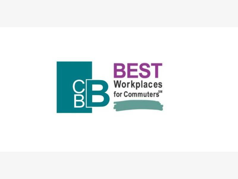 CBBEL and Best Workplaces for Commuters logosCBBEL and Best Workplaces for Commuters