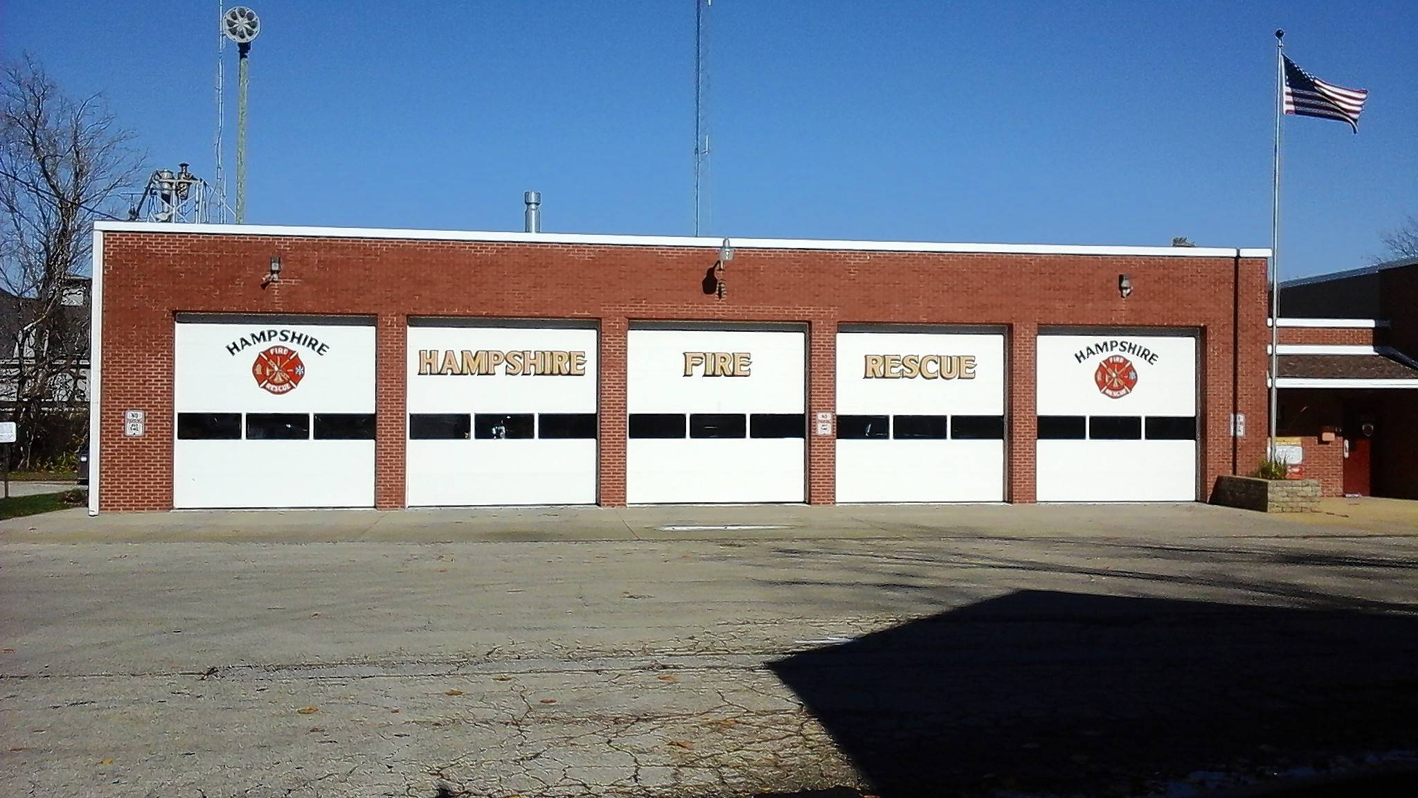 The Hampshire Fire Protection District is asking voters to approve a tax hike to increase staffing levels and replace equipment.