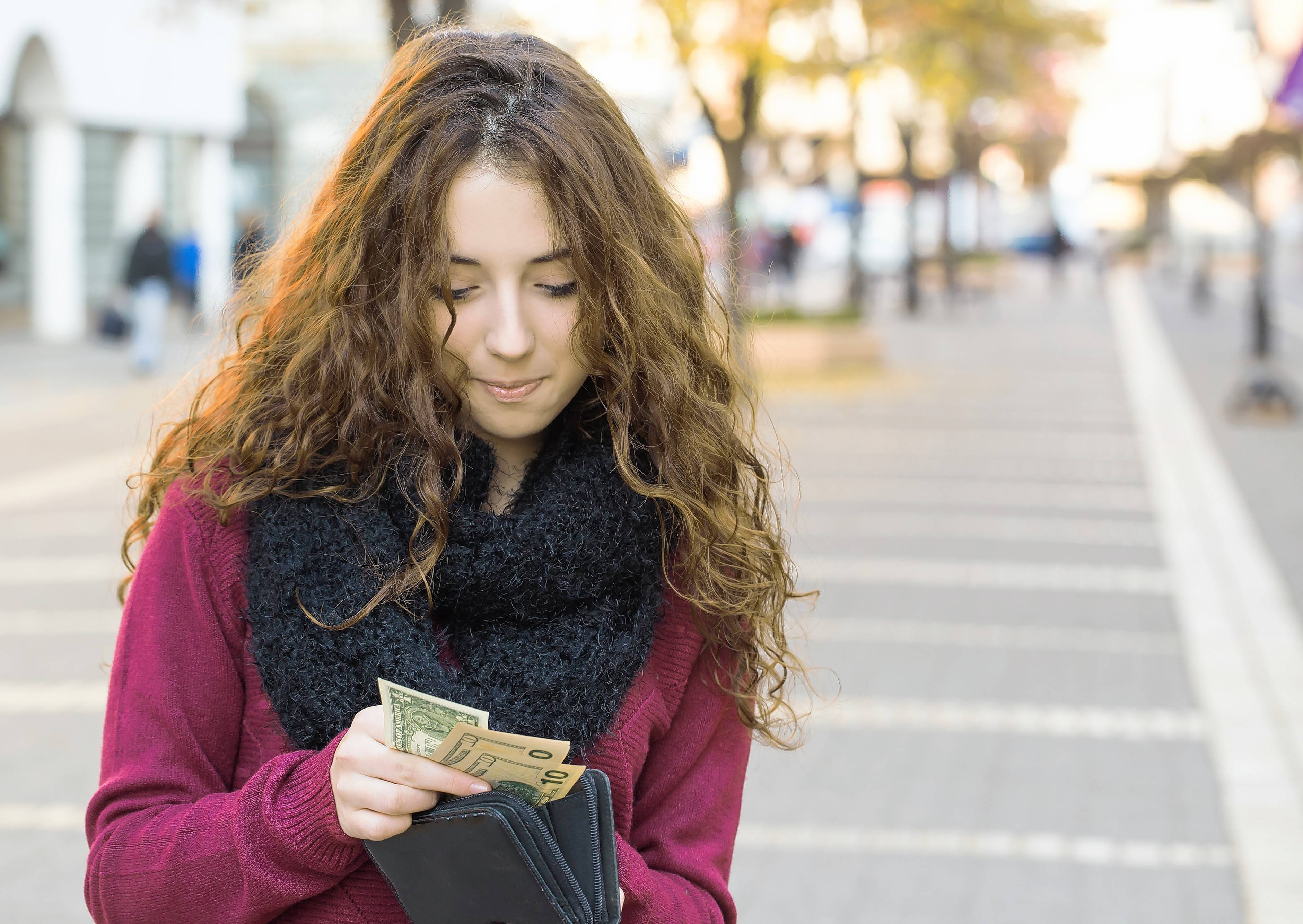 The problem with weekly or even monthly allowances is that the cash simply comes too often. If your kid blows hers, she just has to wait a little while to get more. Less frequent lump sums, on the other hand, can teach teenagers how to plan and save for future expenses -- two crucial habits they'll need to get ahead financially.