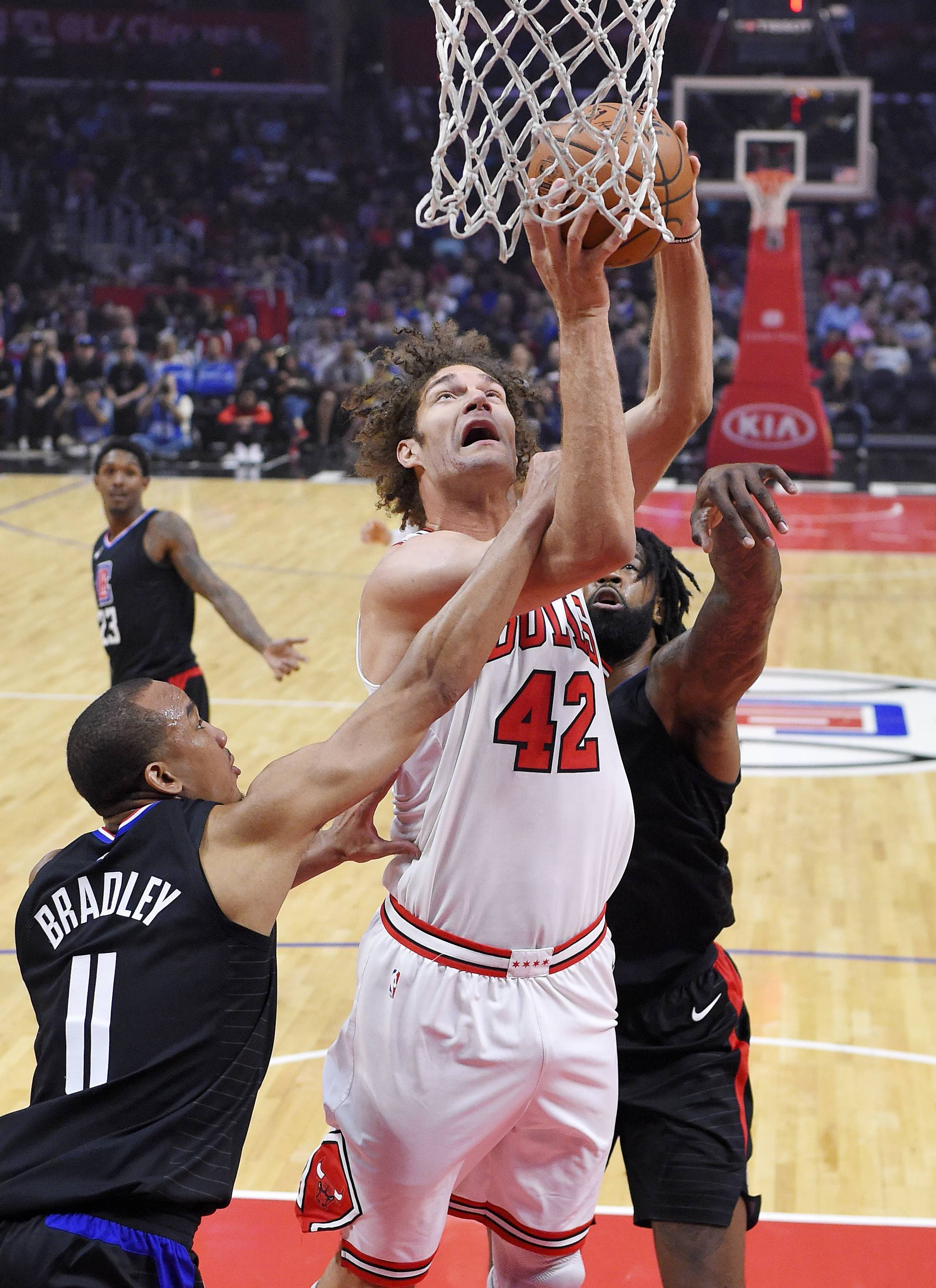 Chicago Bulls make their move in race for NBA's worst record