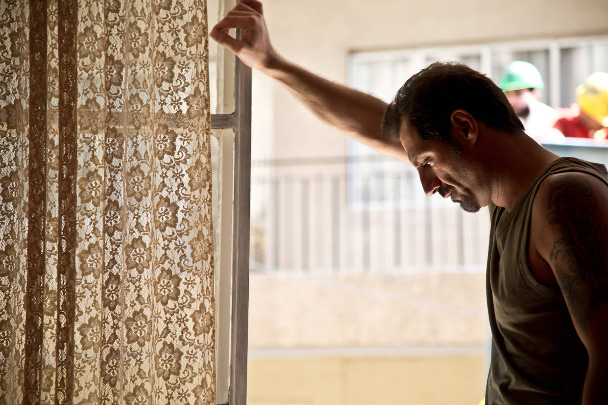"Adel Karam as Ton"" in ""The Insult."""