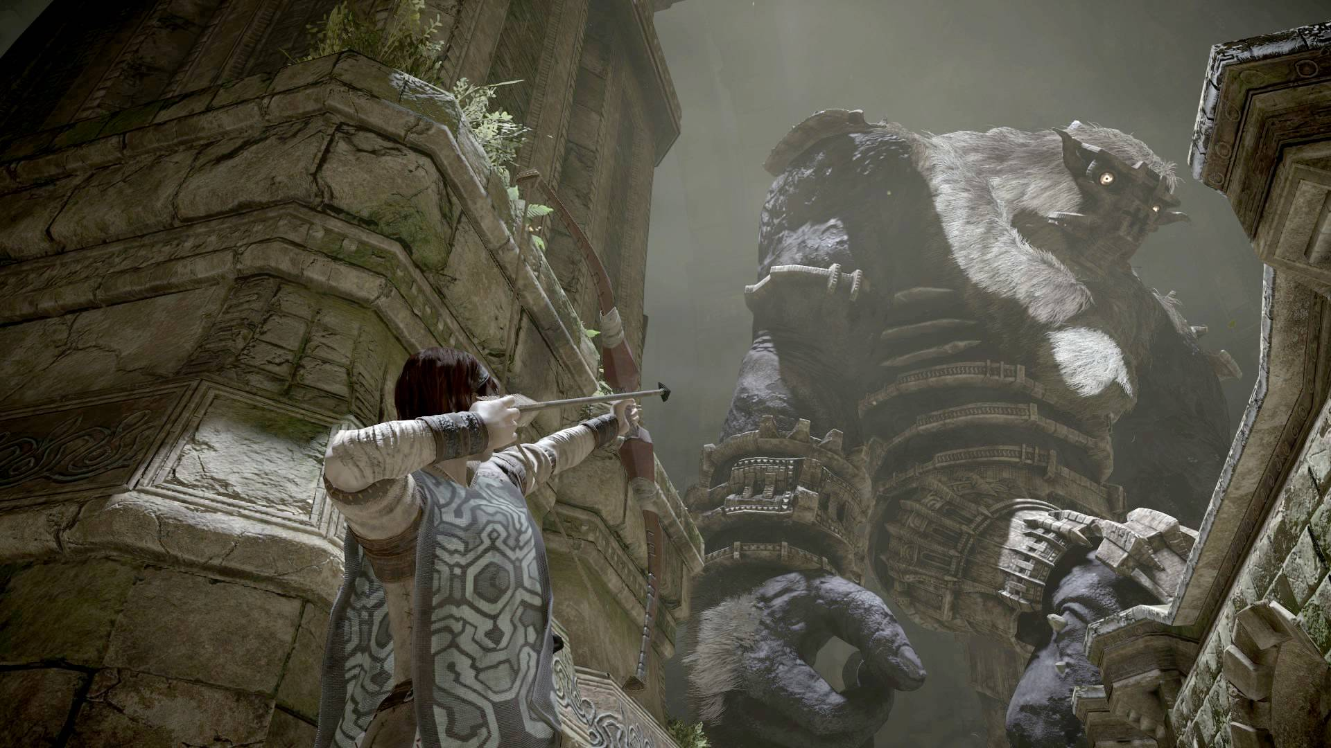"Much of the brilliance of ""Shadow of the Colossus"" stems from the sheer majesty of your opponents."