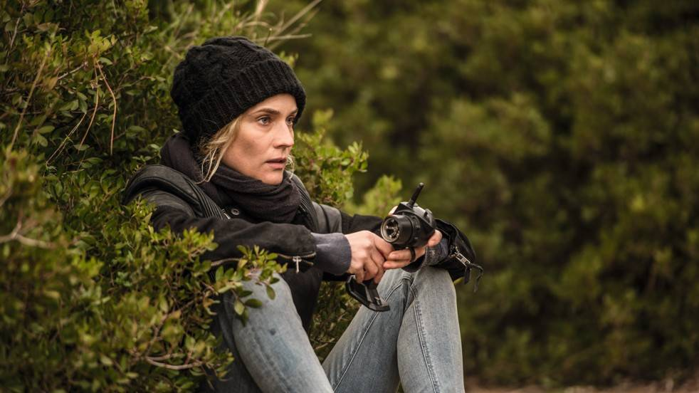 "Diane Kruger won a best actress prize at the 2017 Cannes Film Festival for ""In the Fade,"" a Golden Globe-winning drama about a German woman who contemplates revenge after her husband and son are killed."