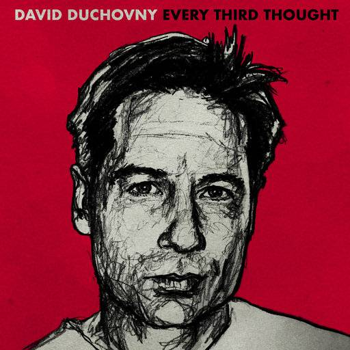 "This image released by King Baby/GMG shows ""Every Third Thought,"" a new release by David Duchovny. (King Baby/GMG via AP)"