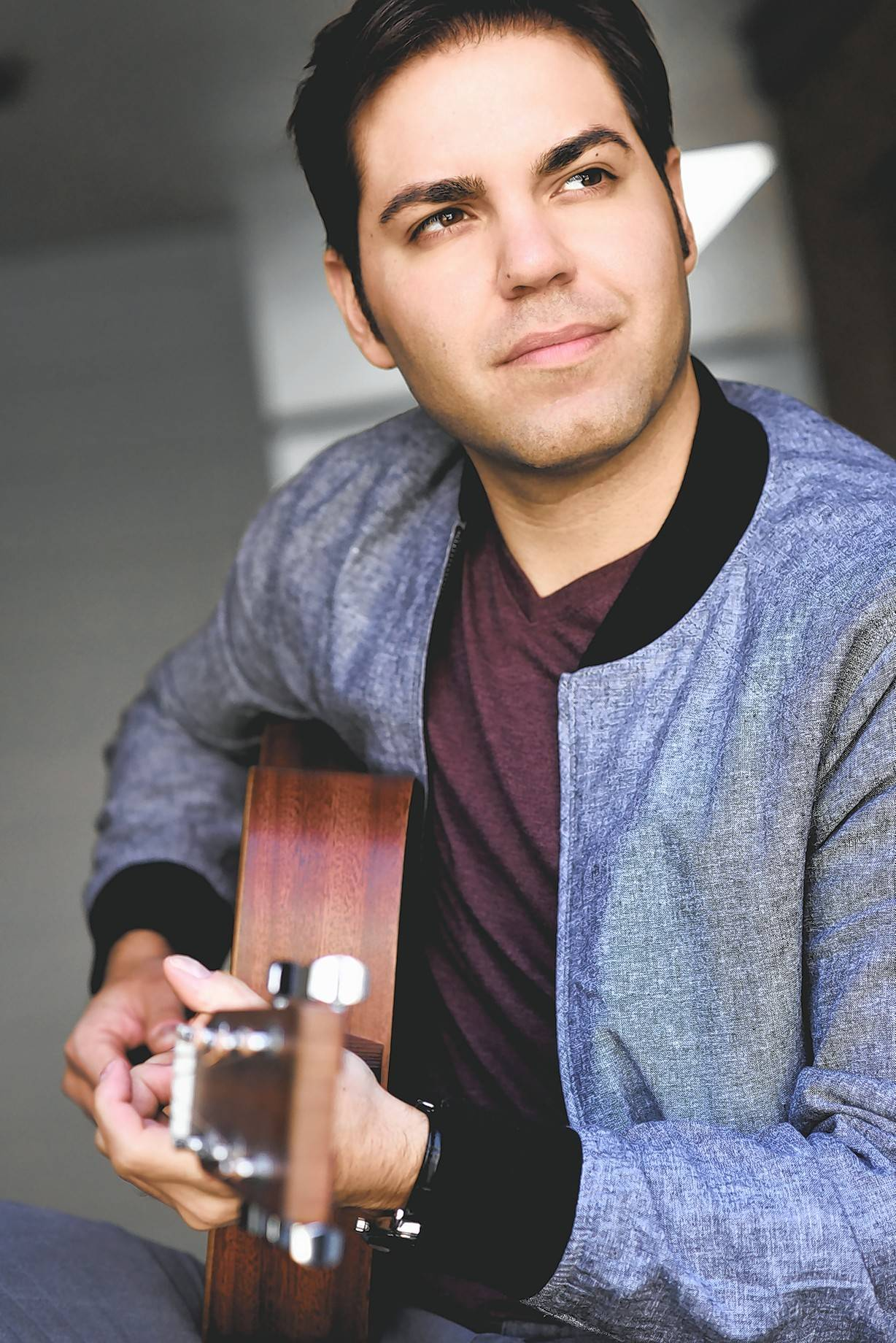 Country artist Andrew Salgado returns home for an album release party at Shanahan's in Woodridge Friday, Feb. 9.