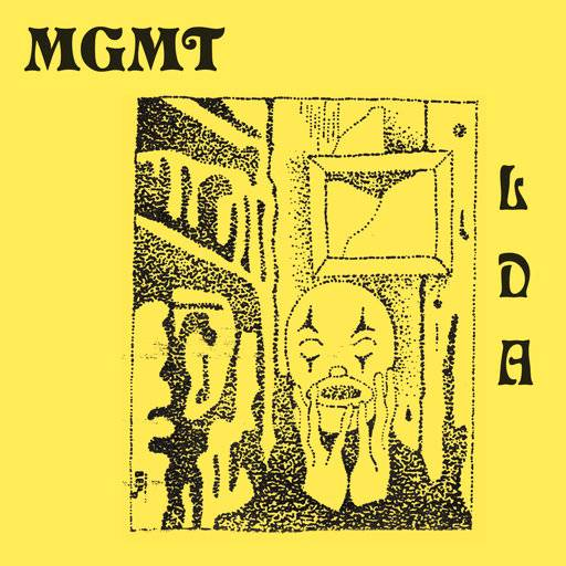 "This cover image released by Columbia Records shows ""Little Dark Age,"" a release by MGMT. (Columbia Records via AP)"