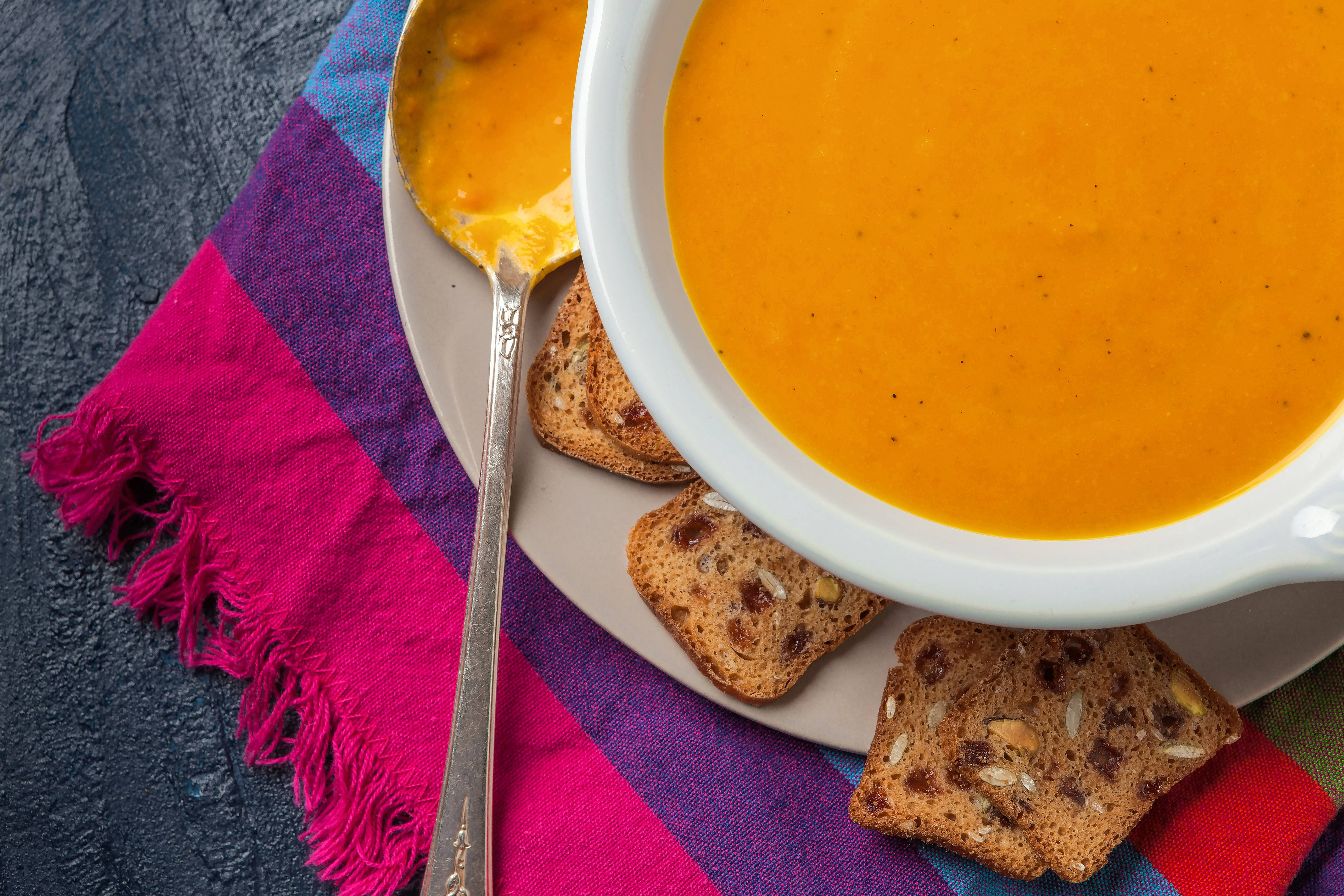 This smooth soup points to endless possibilities