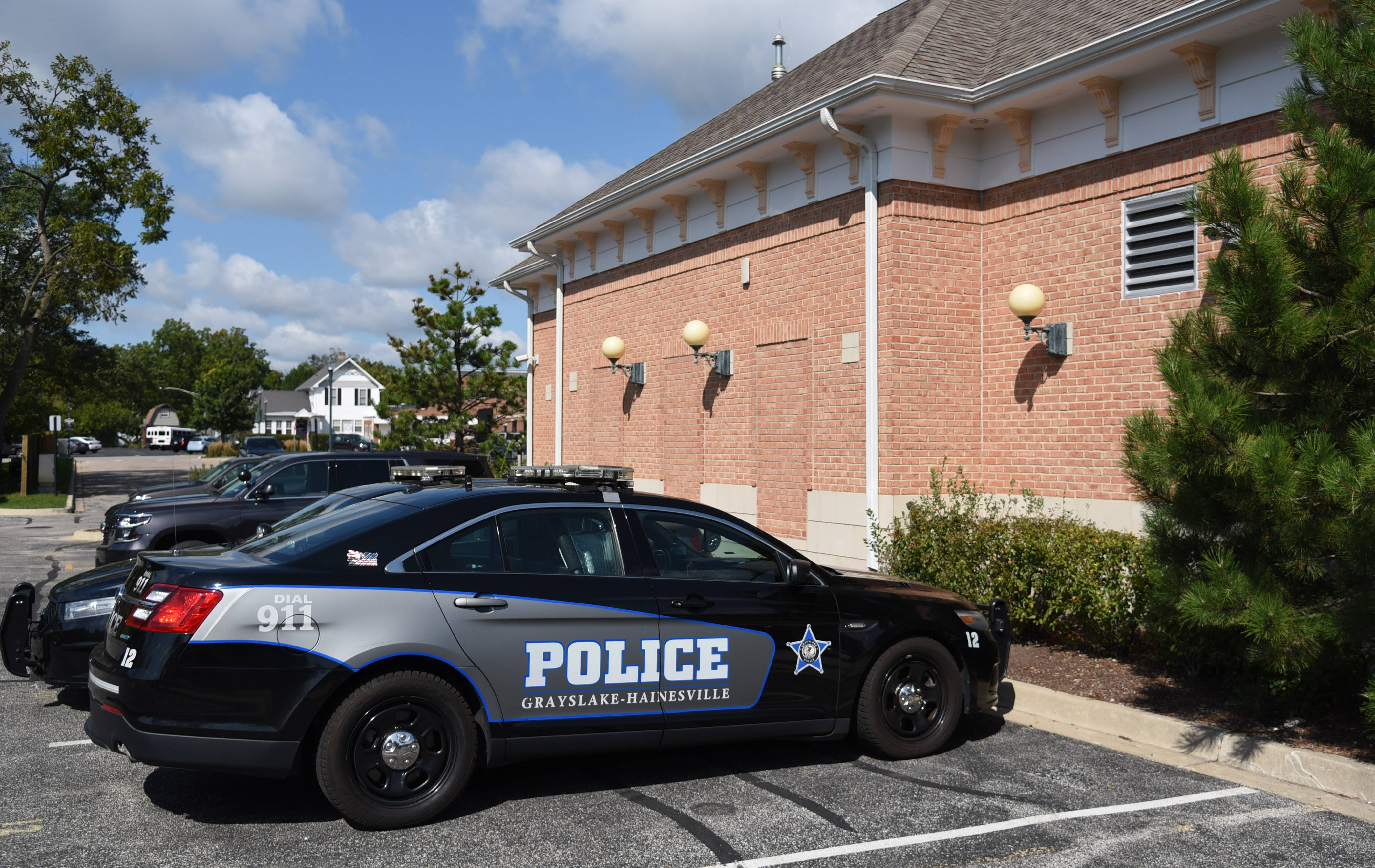 The police agreement between Grayslake and Hainesville will continue until 2025.