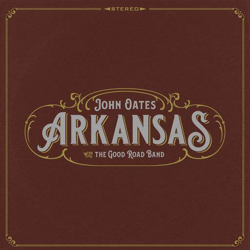 "This cover image released by Thirty Tigers shows ""Arkansas,"" by John Oates with The Good Road Band. (Thirty Tigers via AP)"