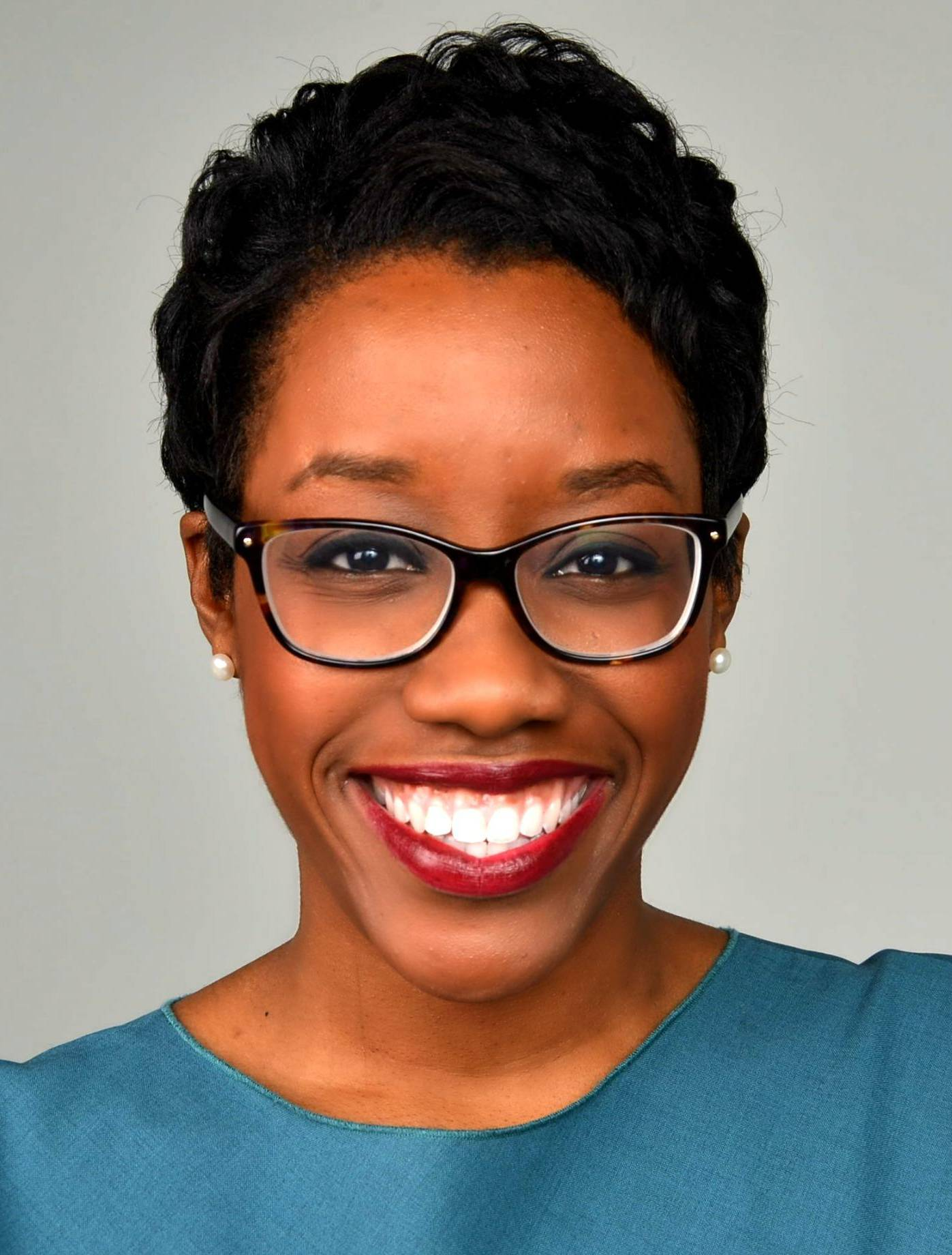 Lauren Underwood, running for 14th District U.S. Representative