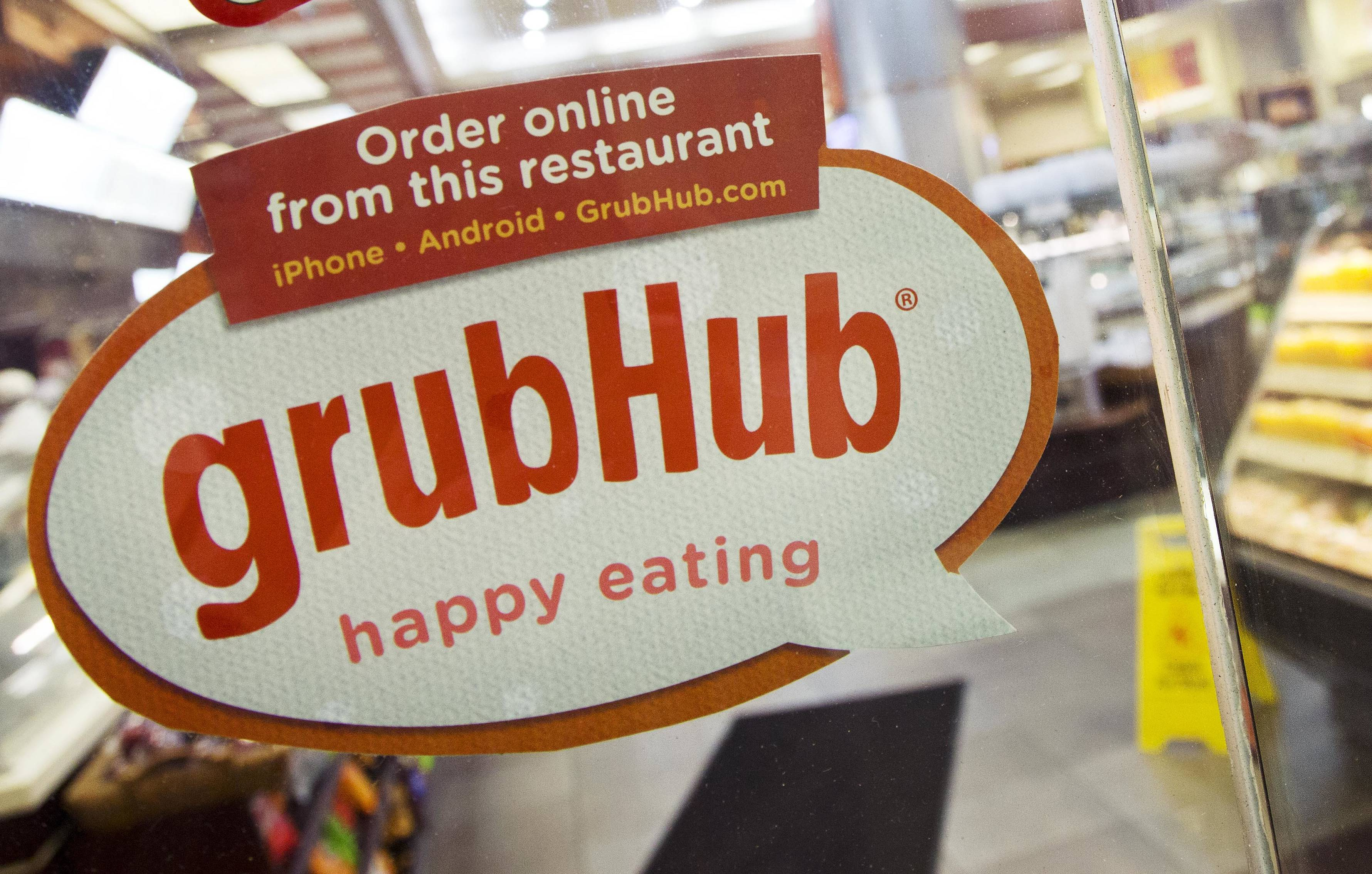 Yum Brands said that Grubhub will run KFC and Taco Bell delivery and online ordering in the United States. GrubHub will provide delivery people and its technology.