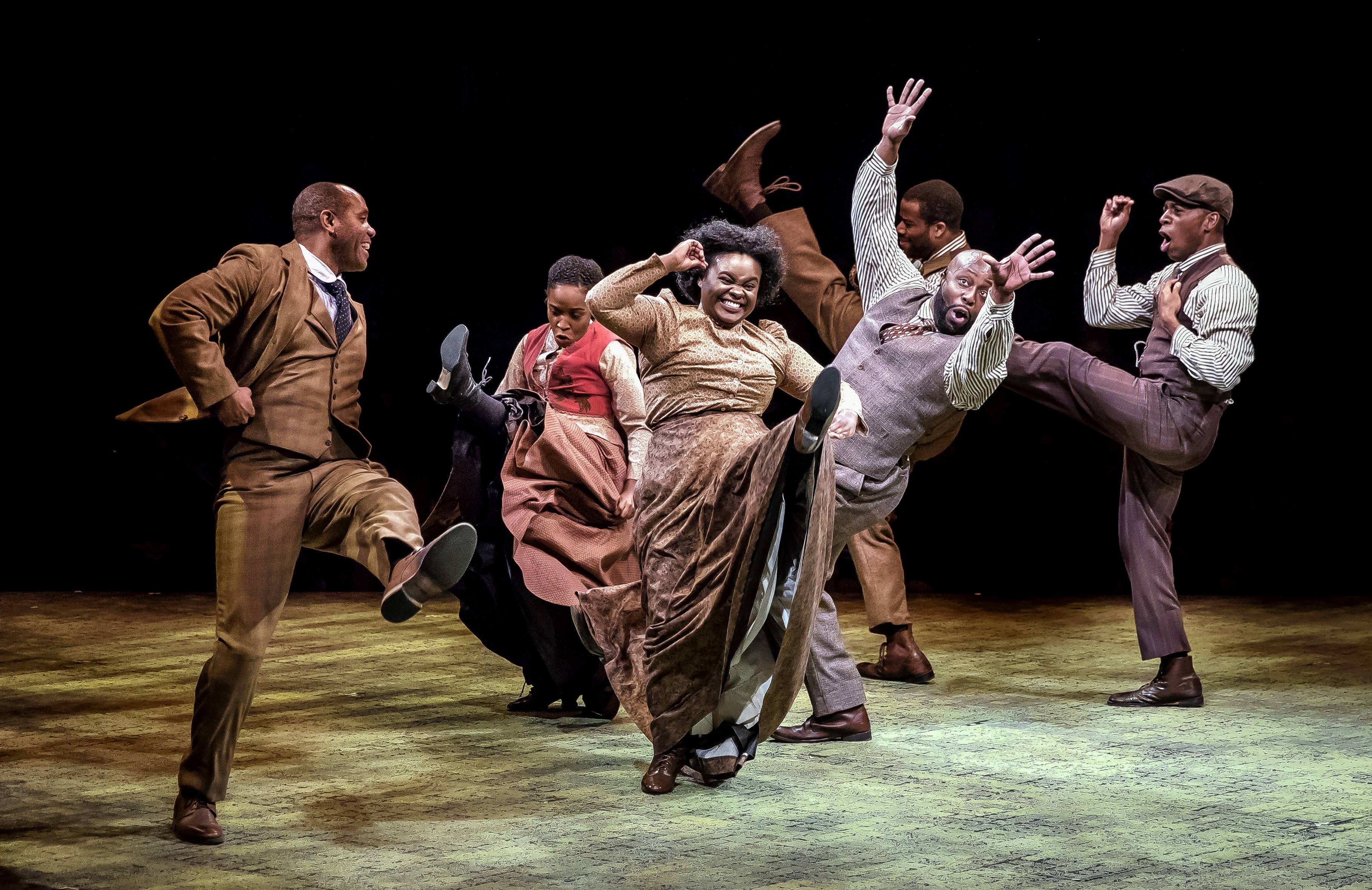 "Despite the predicted snowstorm, Marriott Theatre's revival of ""Ragtime"" will proceed as scheduled this weekend."
