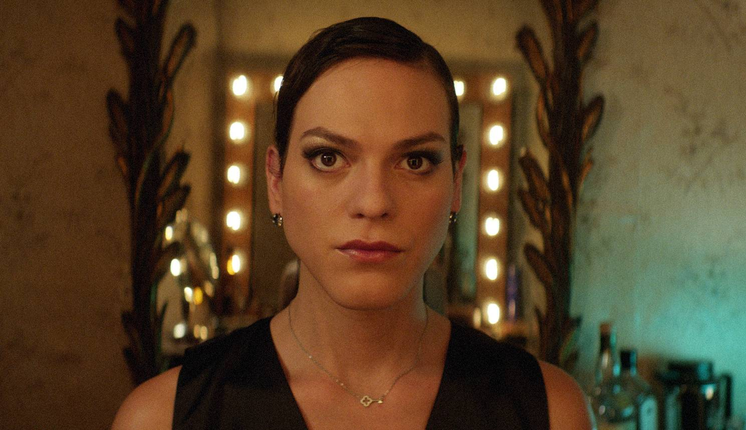 "A transgender nightclub singer (Daniela Vega) faces scorn following her boyfriend's death in ""A Fantastic Woman."""