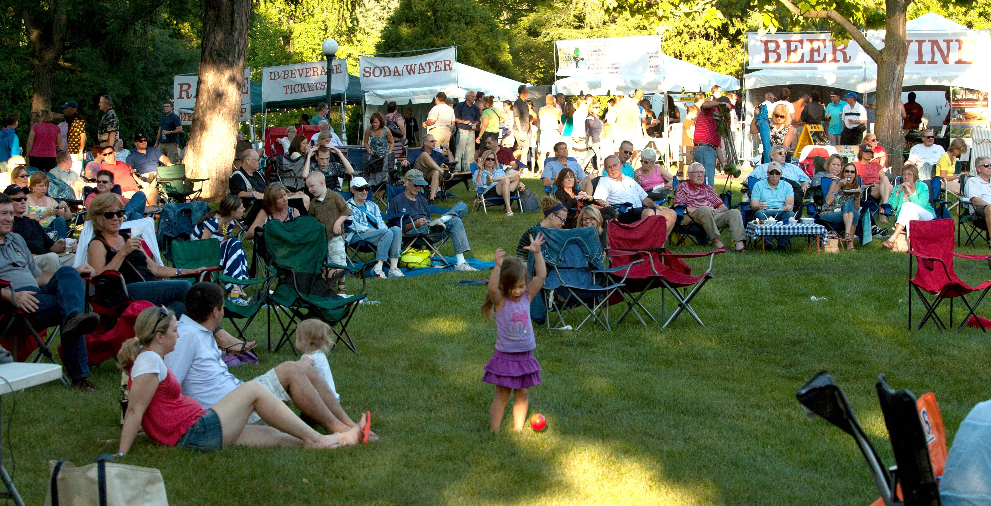 Naperville shuts out Italian fest from city's history museum