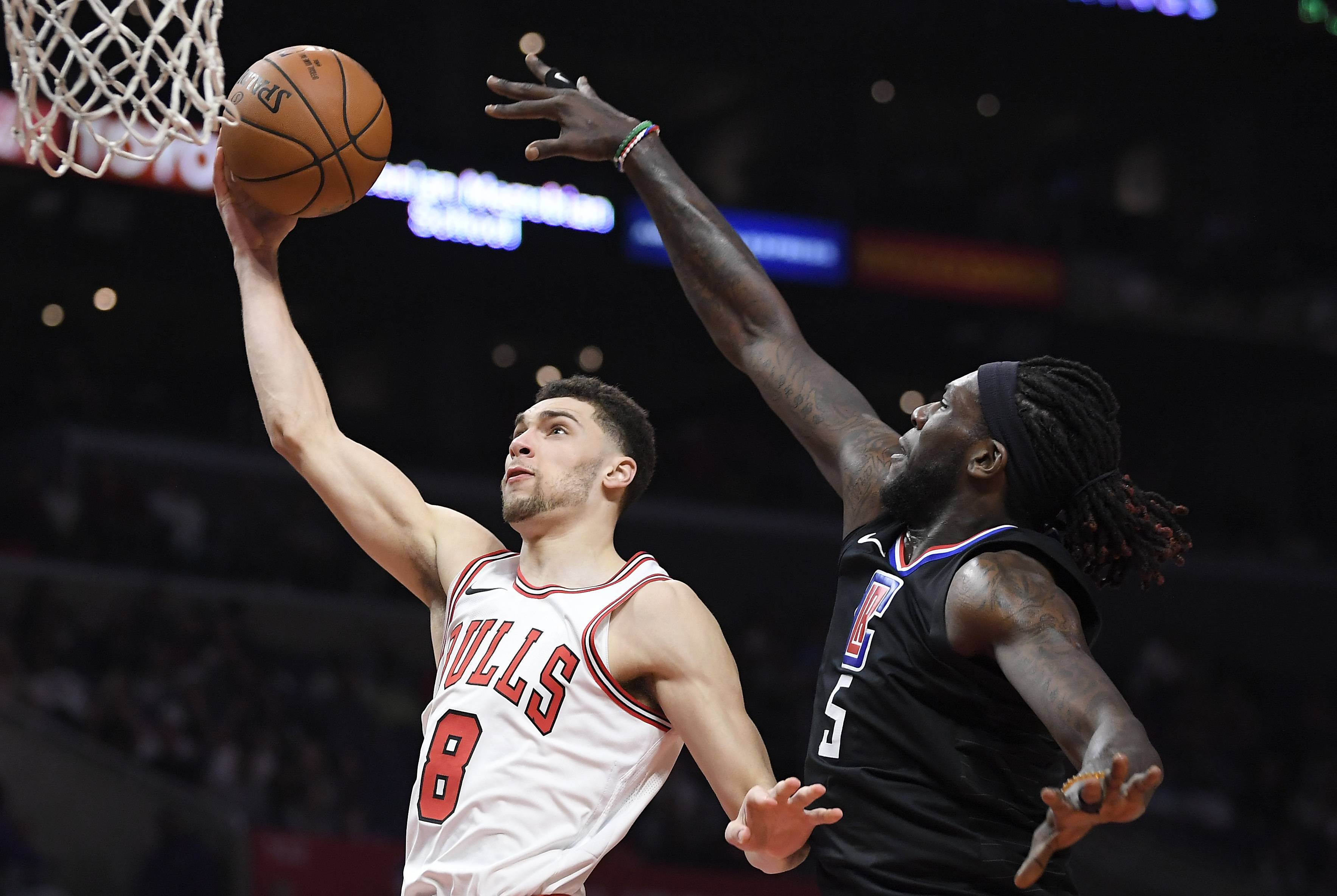 No hard feelings for LaVine heading into matchup with Minnesota