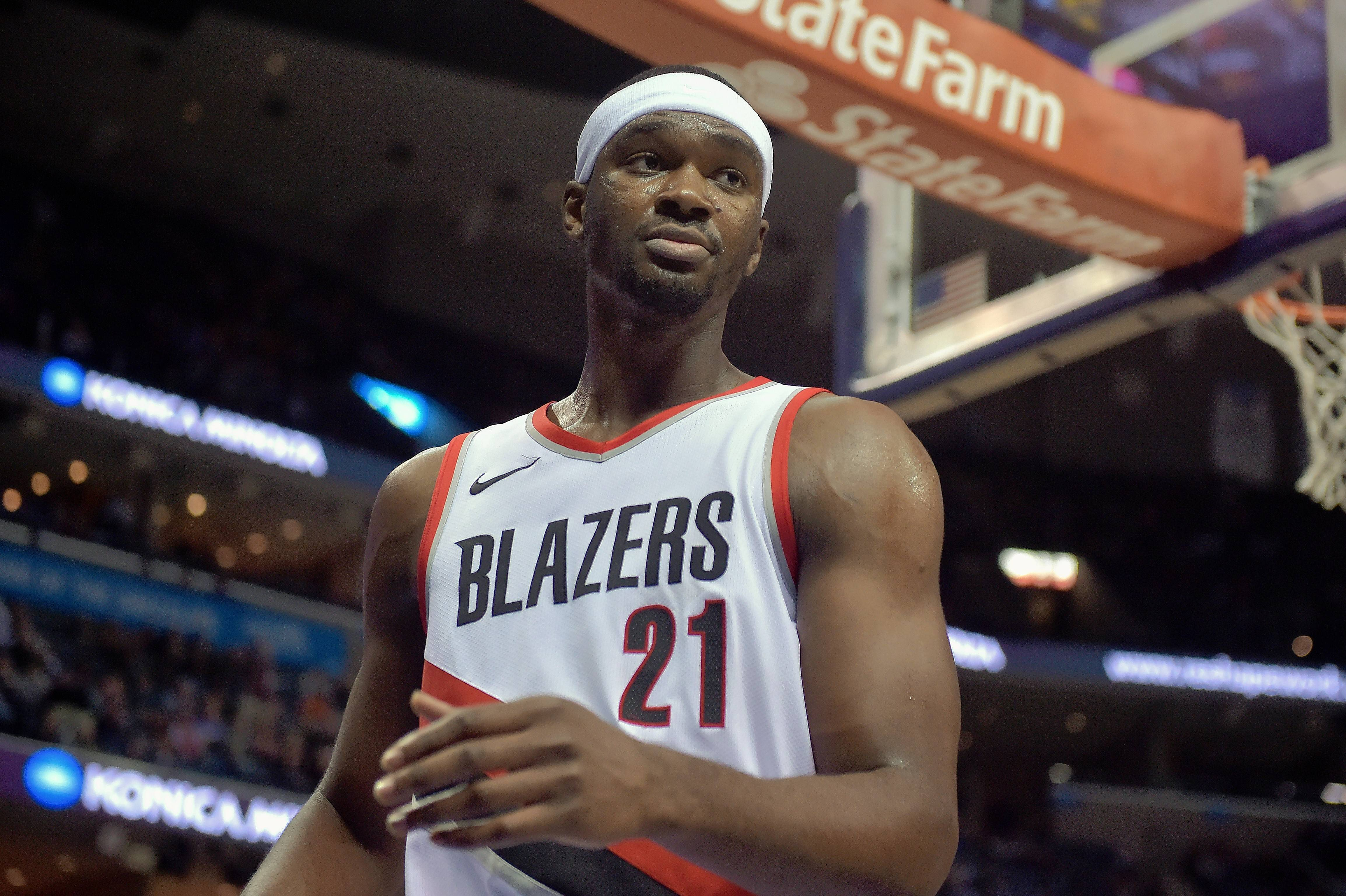 After a trade with Portland, forward Noah Vonleh is now a member of the Chicago Bulls.