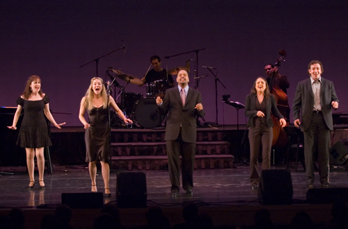 The Prairie Center welcomes Broadway Live! at 7 p.m. Sunday, Feb. 25