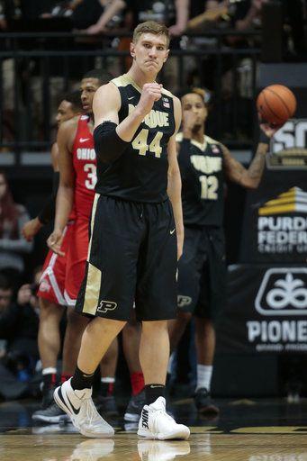 Long streak over, Purdue looks to rebound against Spartans