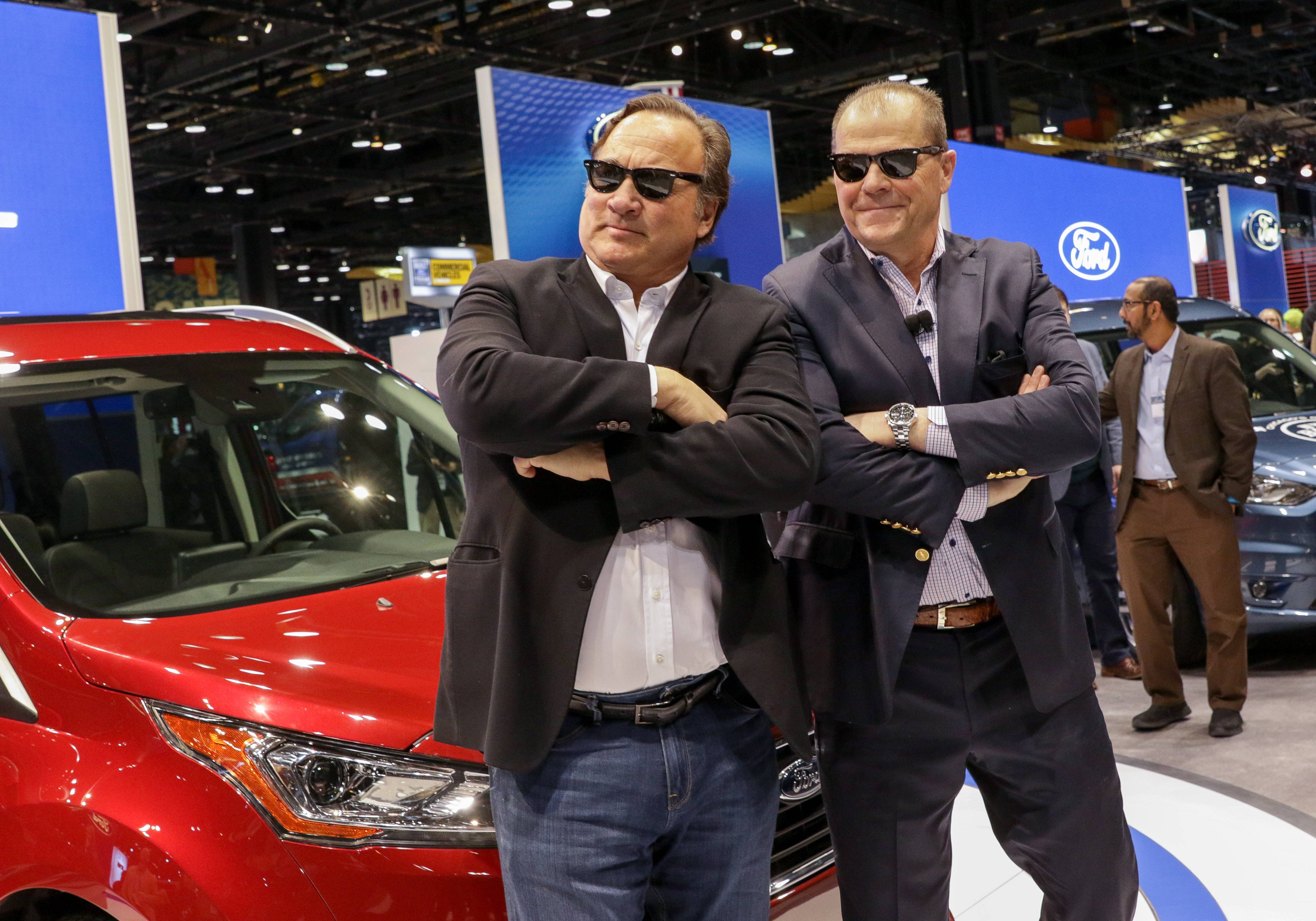 Chicago Auto Show roars into town with electrics, dream cars and more
