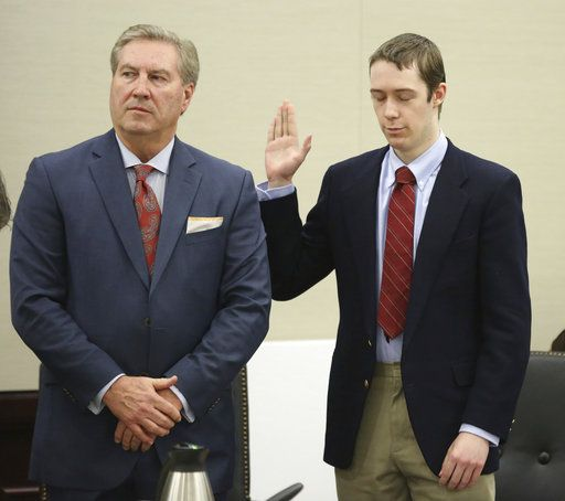 Ex-Virginia Tech student pleads no contest in girl's killing